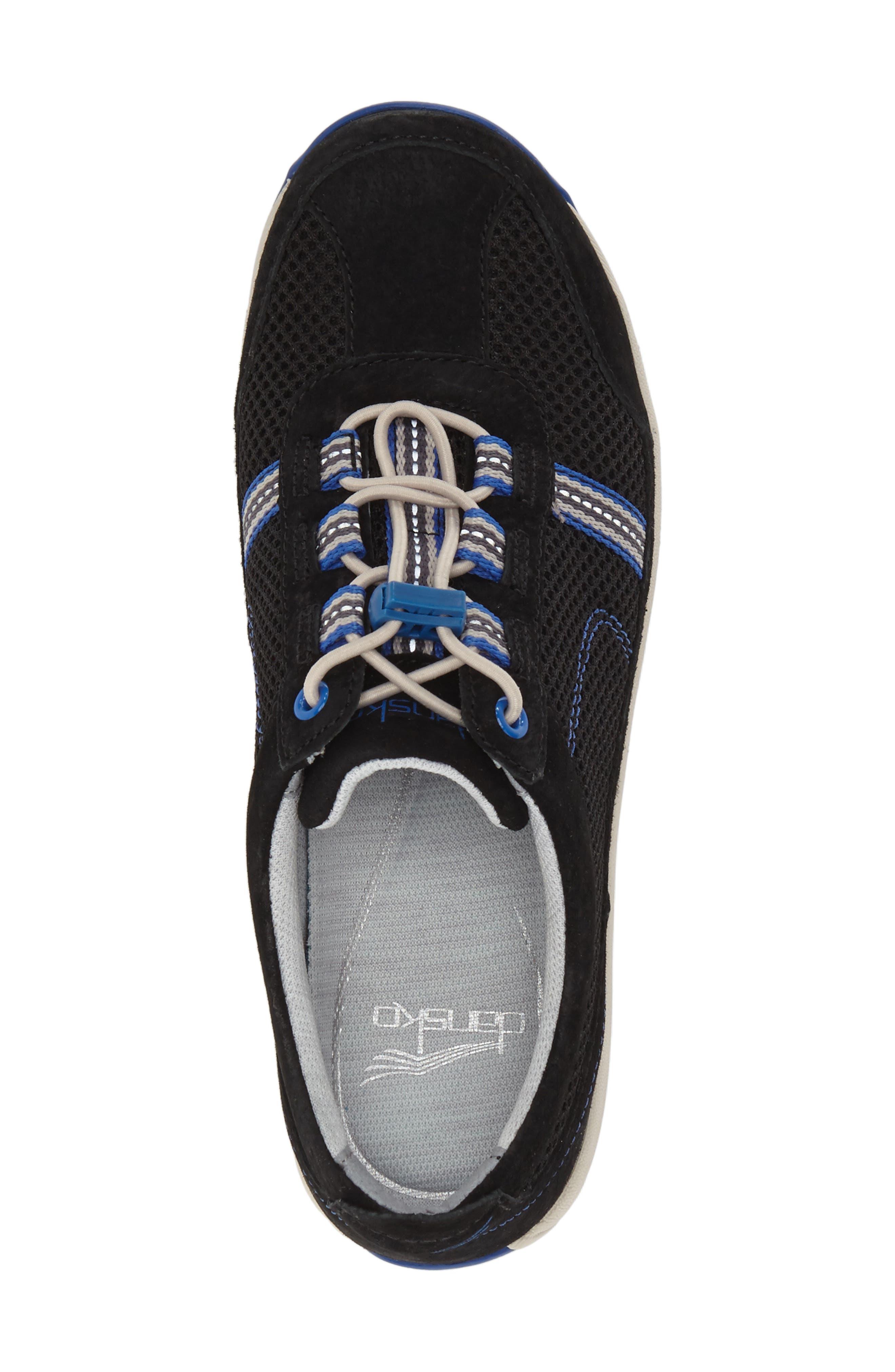 'Helen' Suede & Mesh Sneaker,                             Alternate thumbnail 64, color,