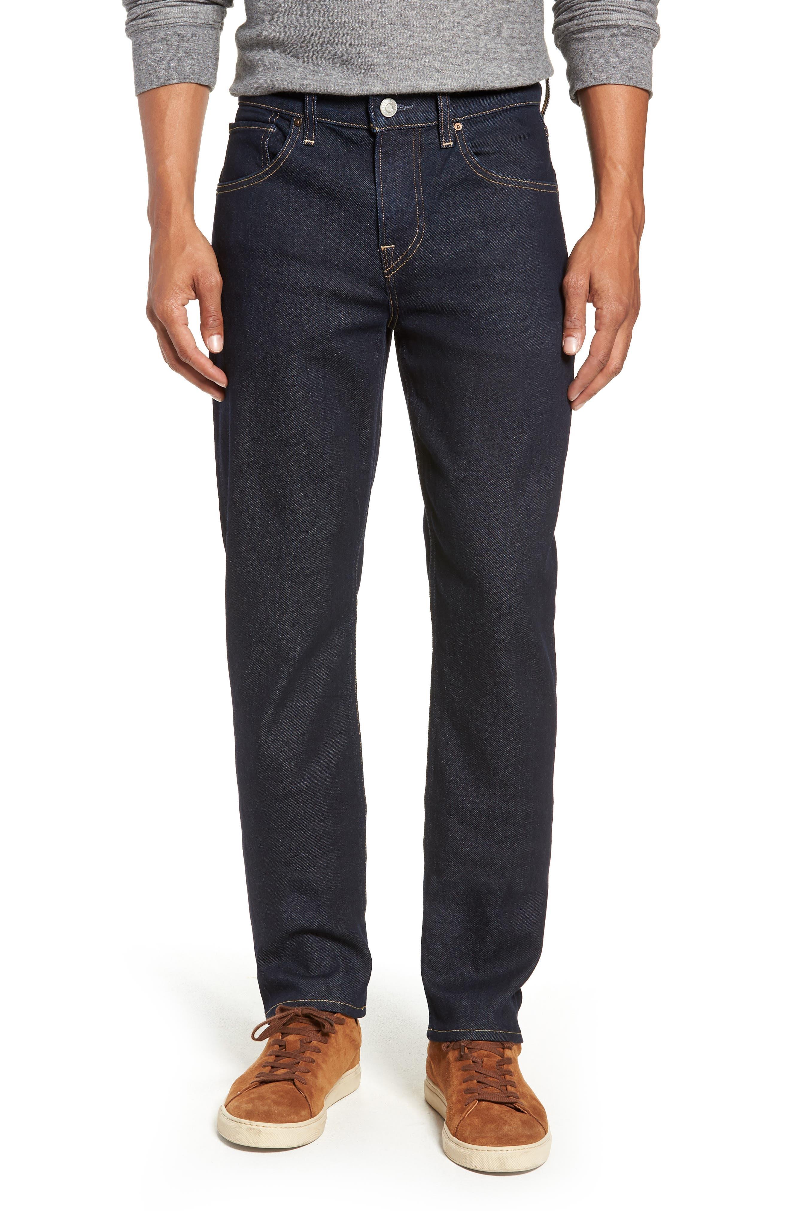 Blake Slim Fit Jeans, Main, color, DUARTE