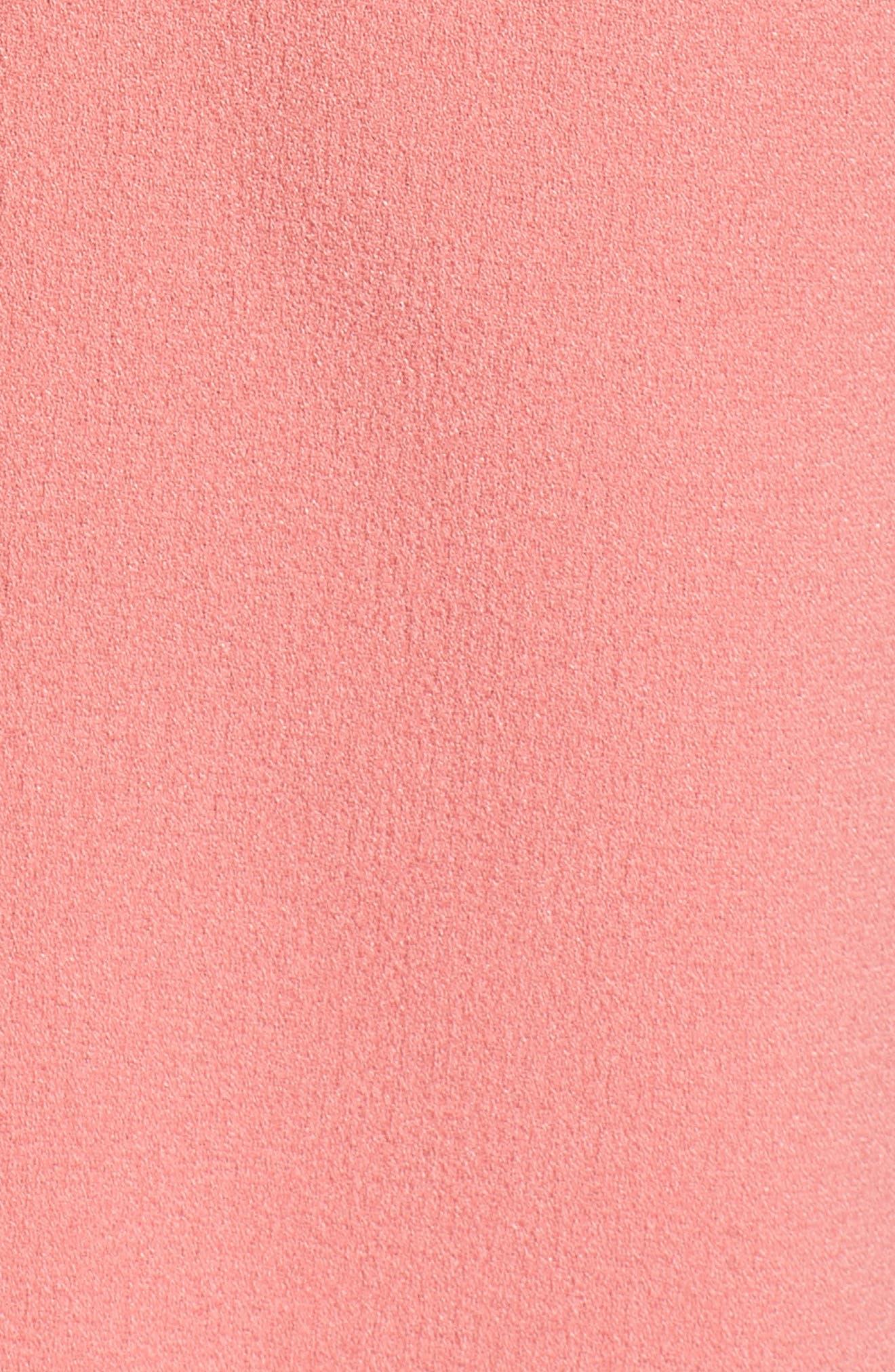 Hailey Crepe Dress,                             Alternate thumbnail 135, color,