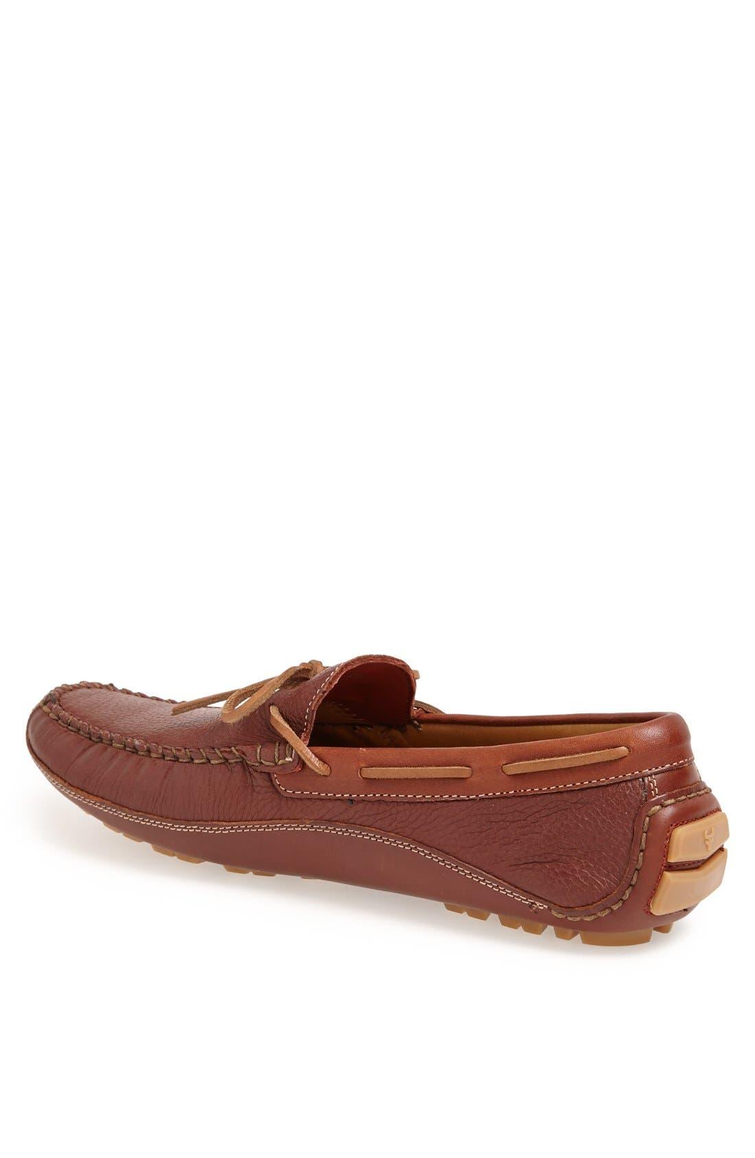 'Drake' Leather Driving Shoe,                             Alternate thumbnail 35, color,