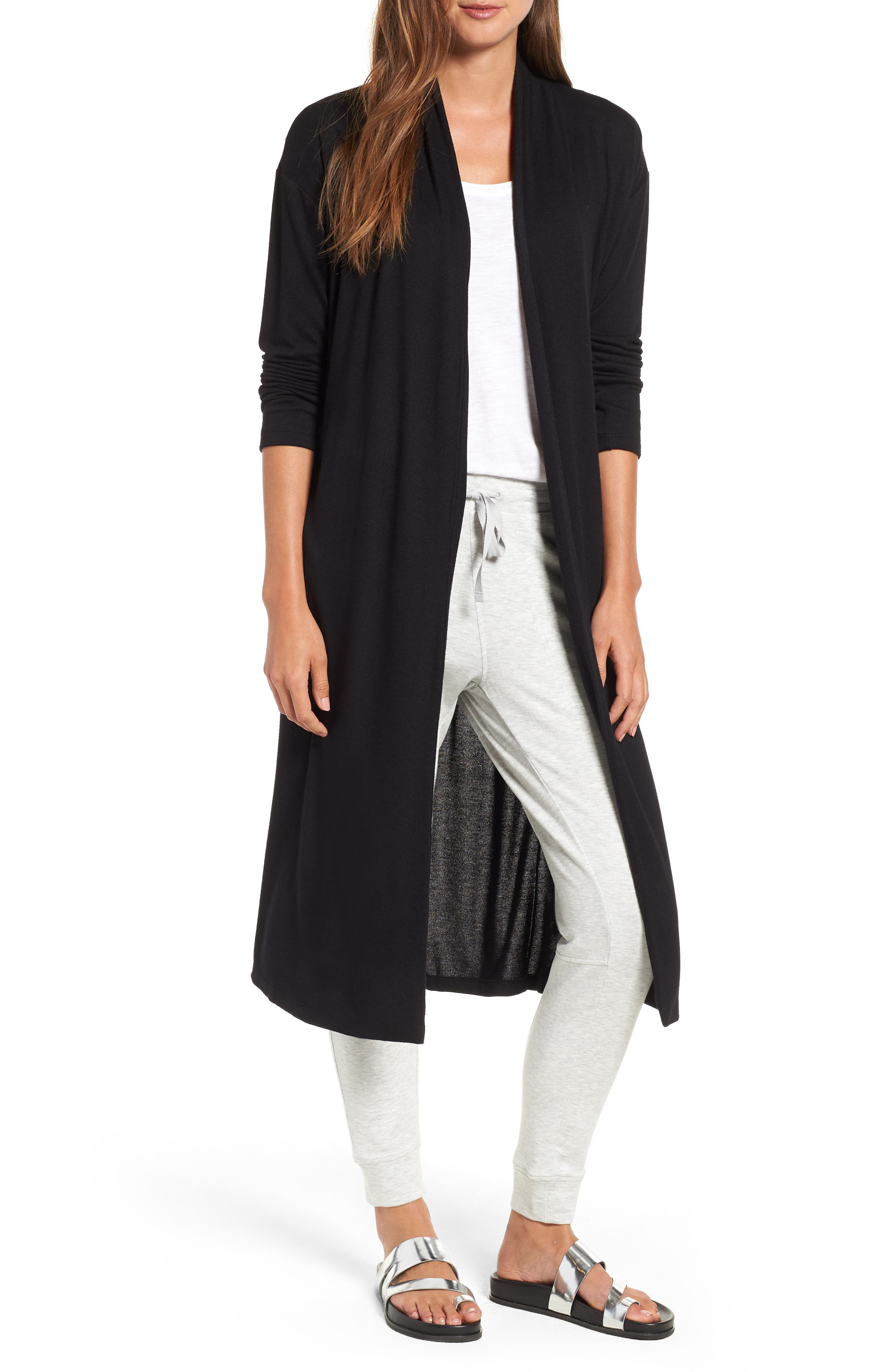 LOU & GREY Pocket Duster, Main, color, 001