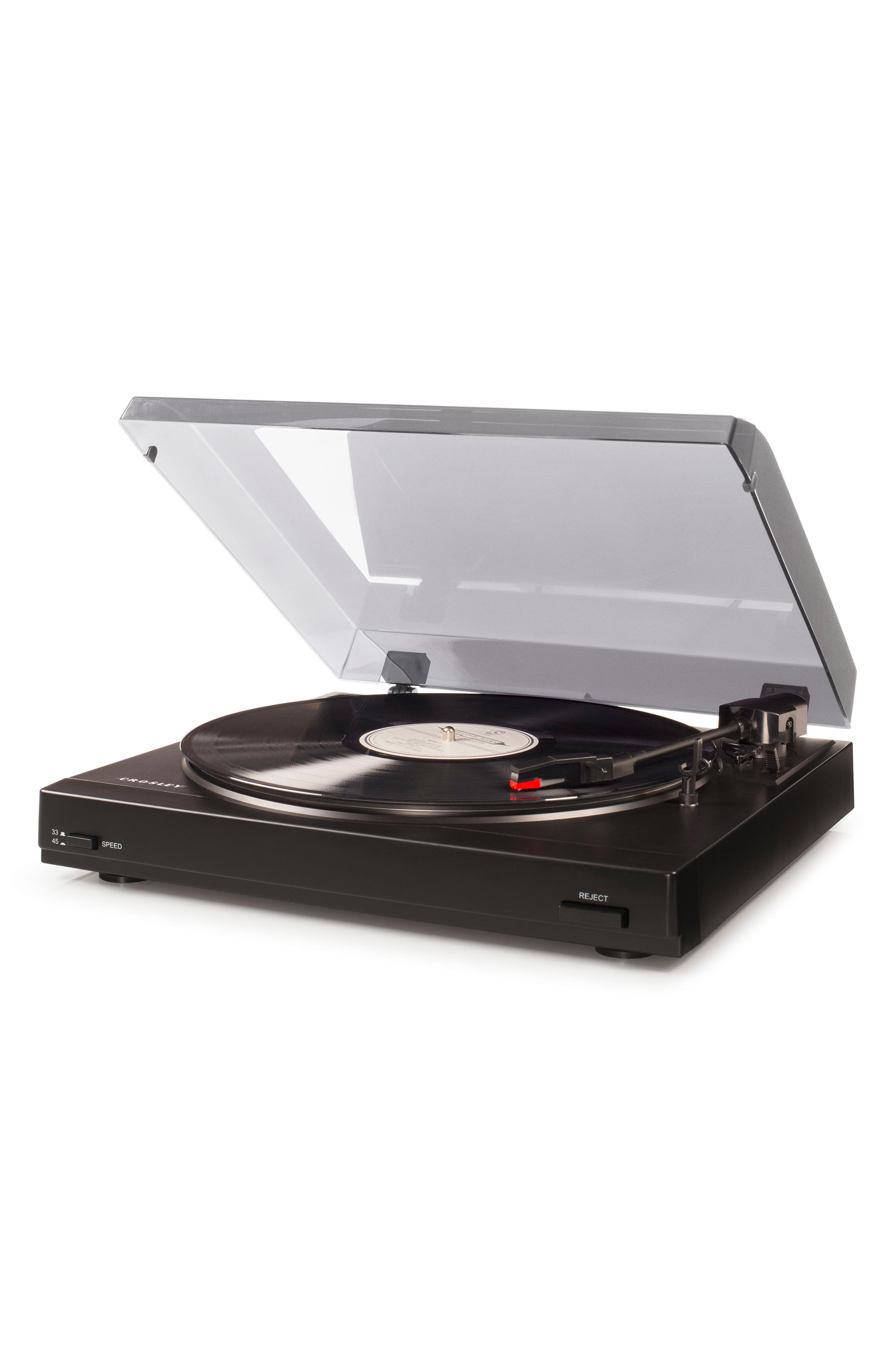 T200A Turntable,                             Alternate thumbnail 3, color,                             001