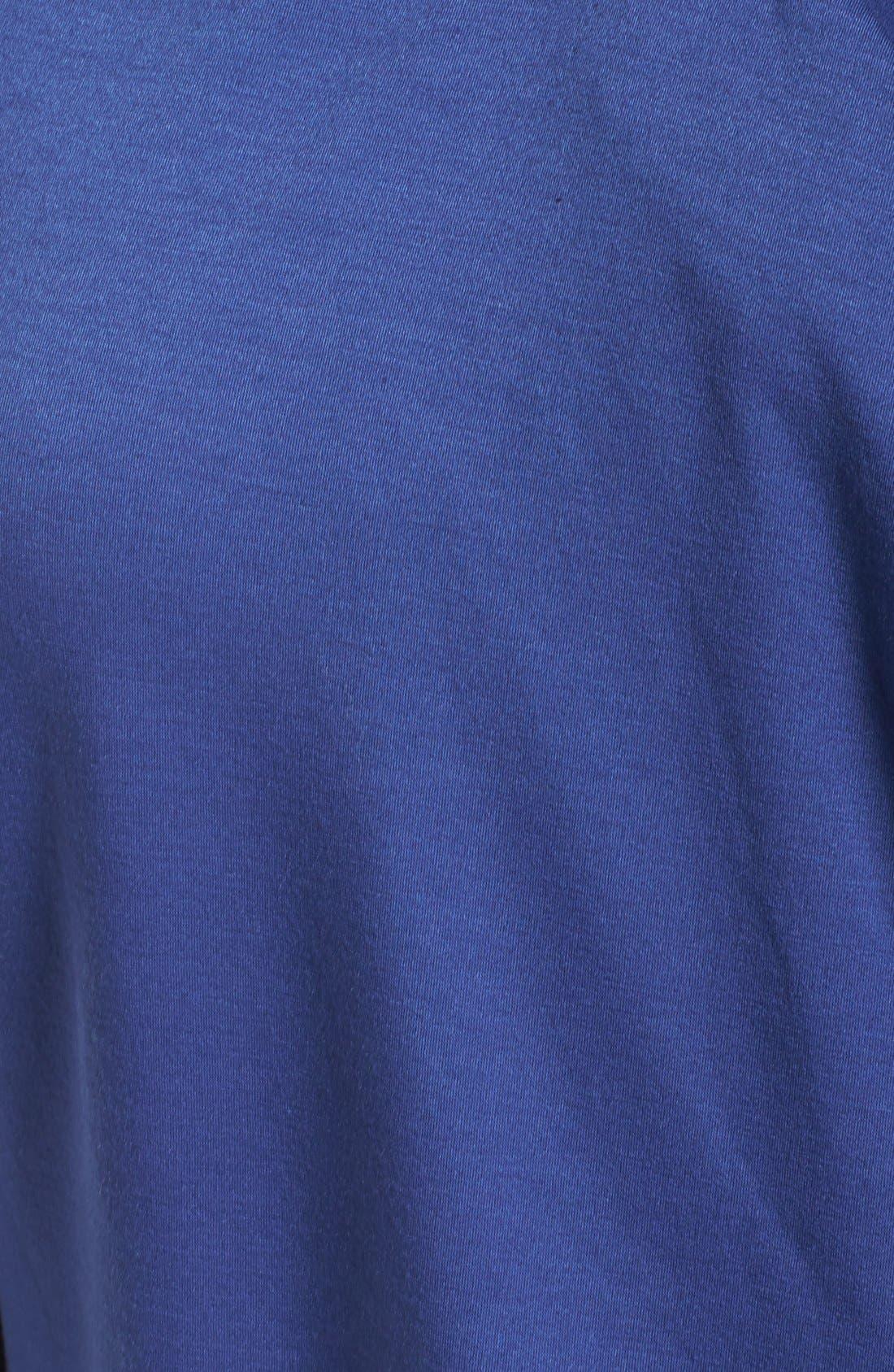 One-Button Fleece Cardigan,                             Alternate thumbnail 184, color,
