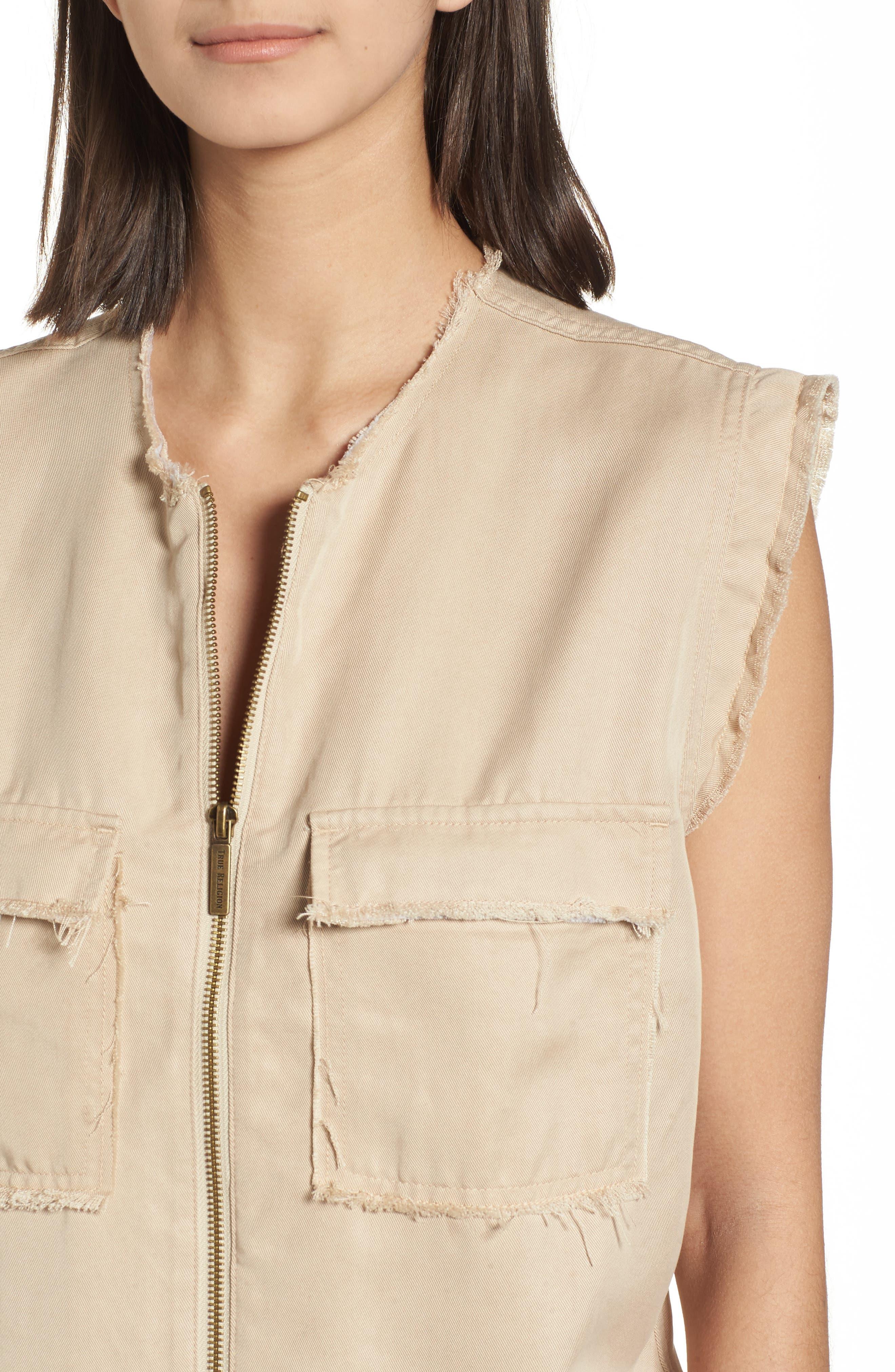 Cargo Vest,                             Alternate thumbnail 4, color,