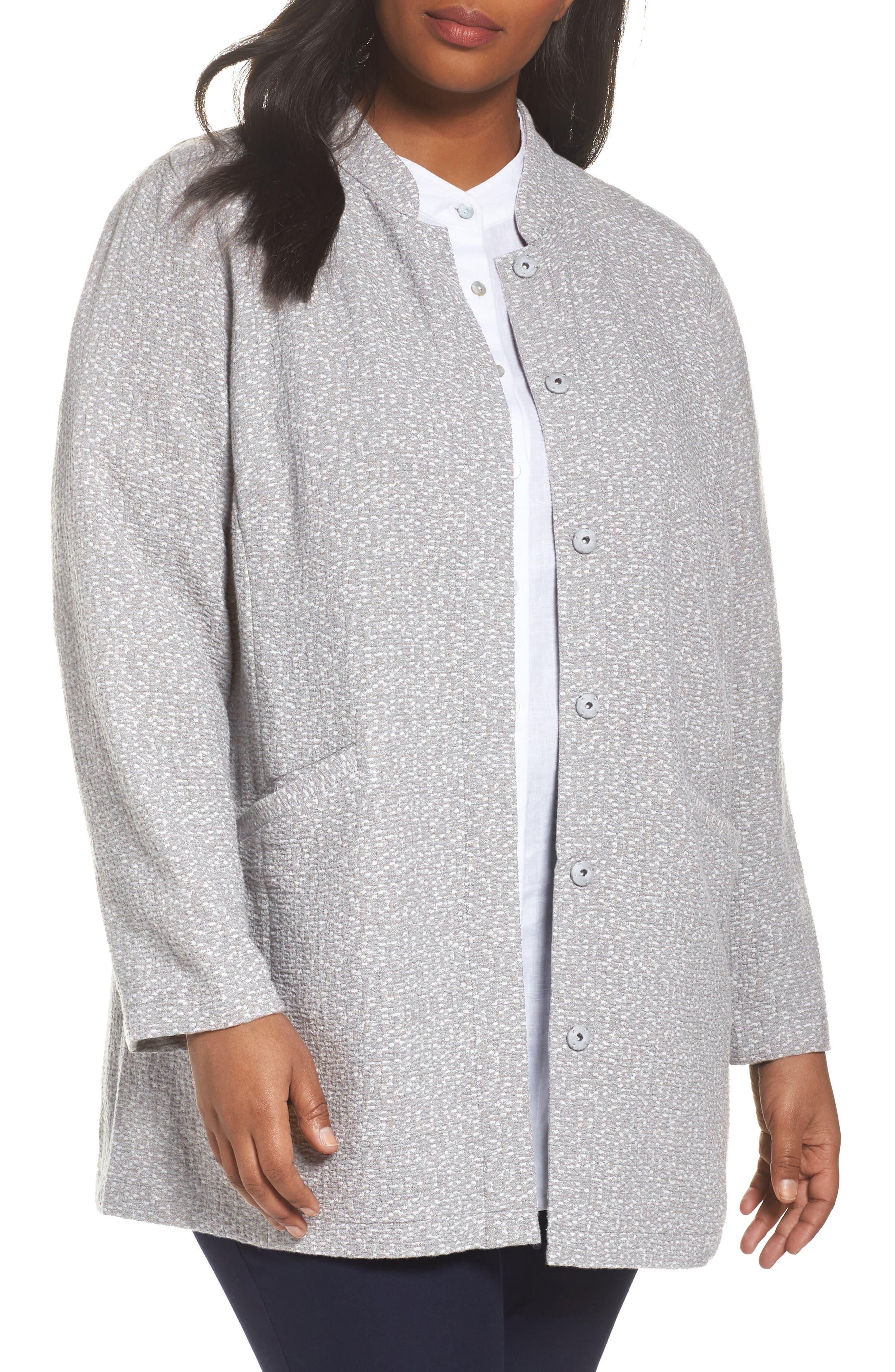 Tweed Jacket,                         Main,                         color, 022