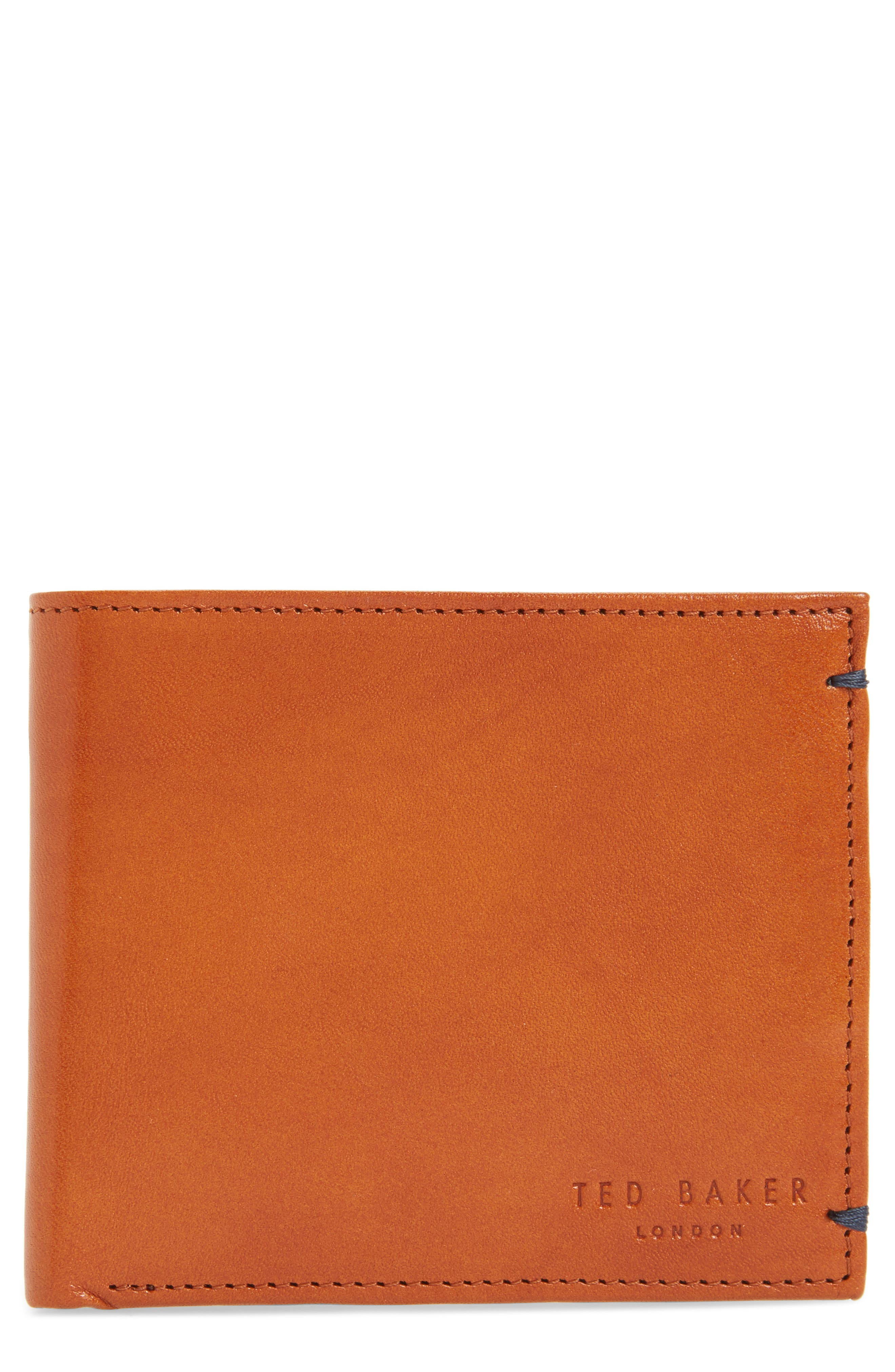 Vivid Leather Wallet,                         Main,                         color, 217
