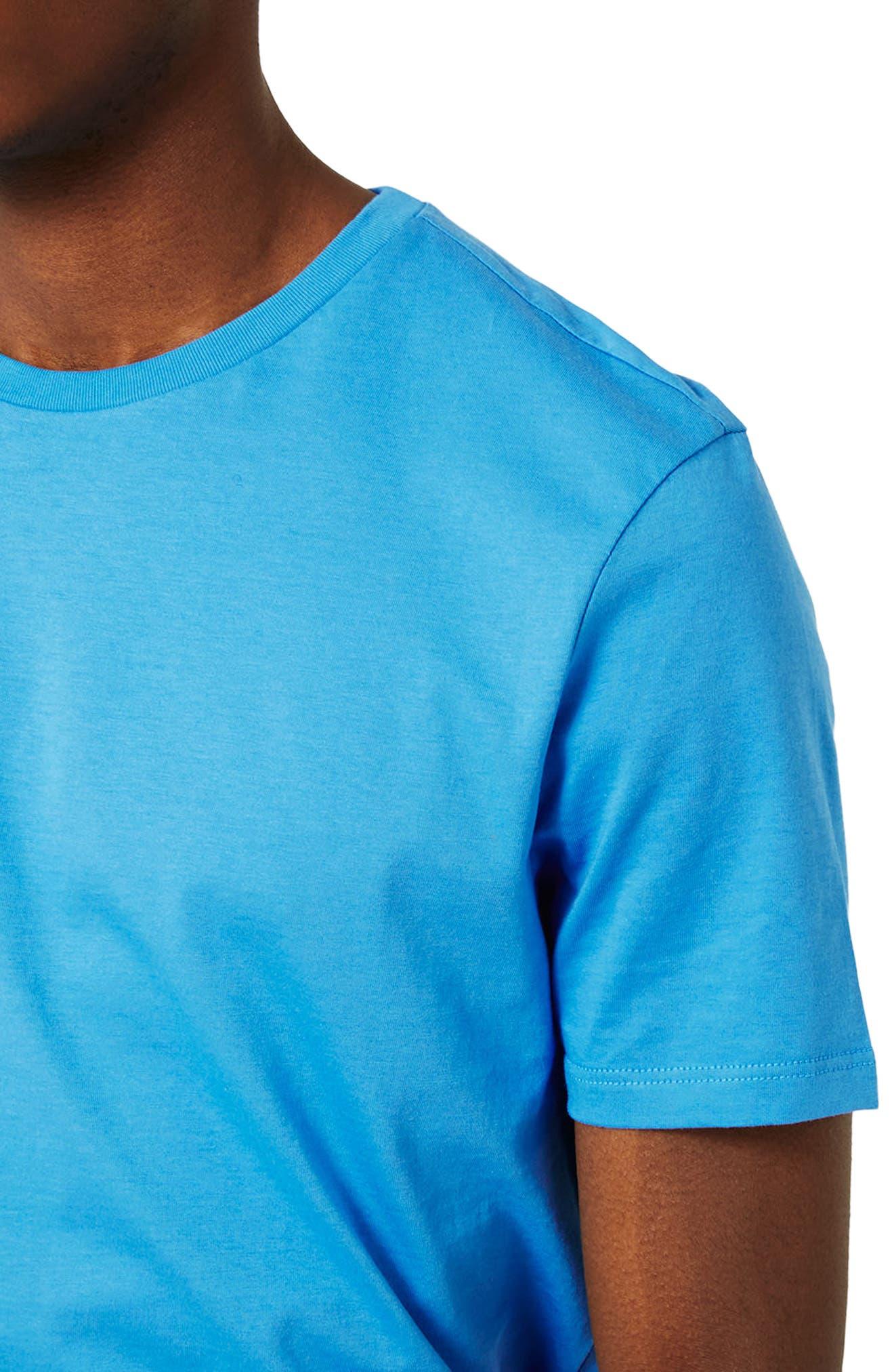 Slim Fit Crewneck T-Shirt,                             Alternate thumbnail 251, color,