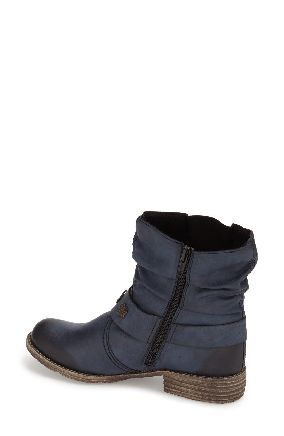 Rieker Antistress 'Peggy' Boot,                             Alternate thumbnail 9, color,