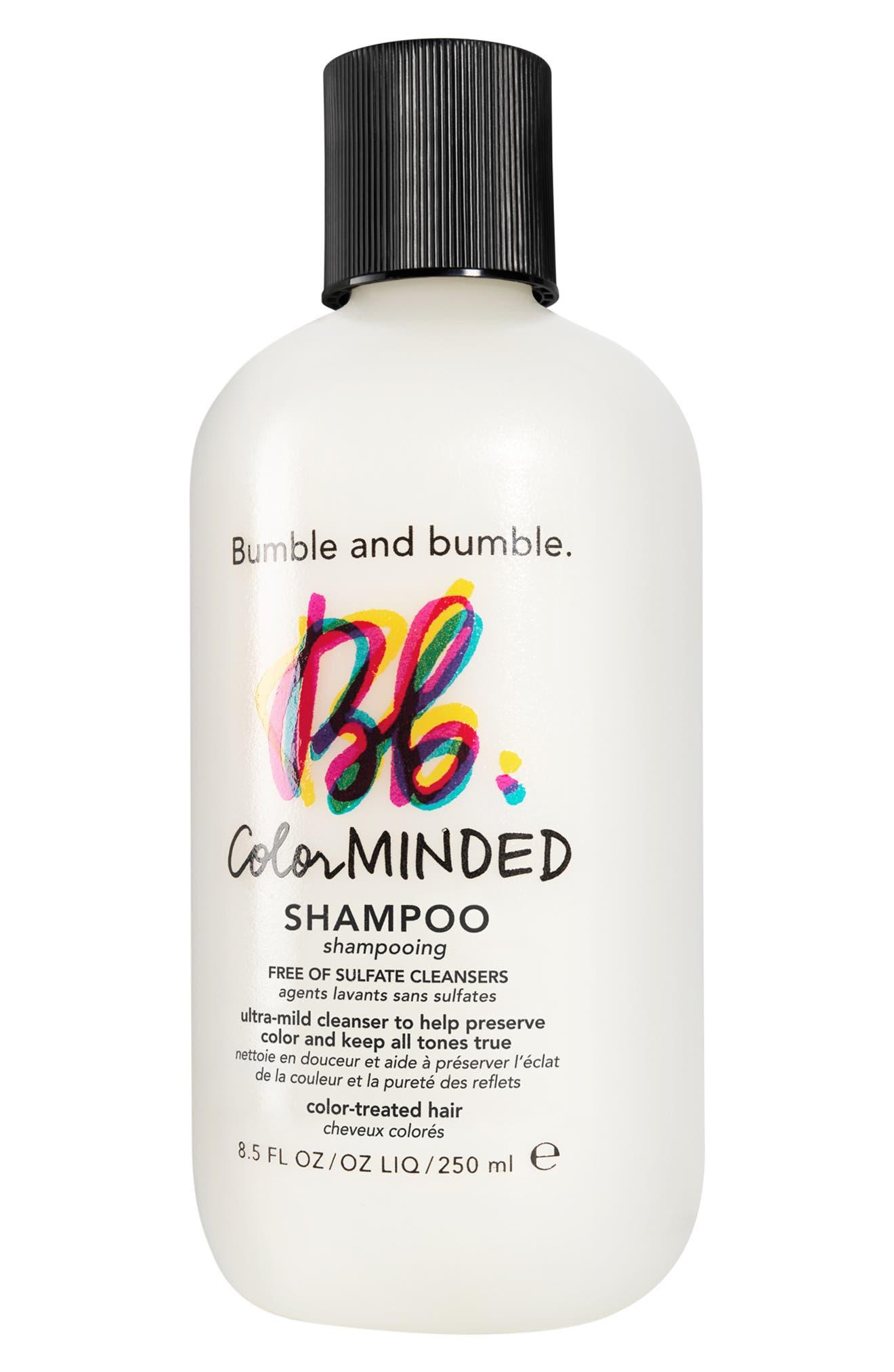 Color Minded Shampoo,                         Main,                         color, NO COLOR