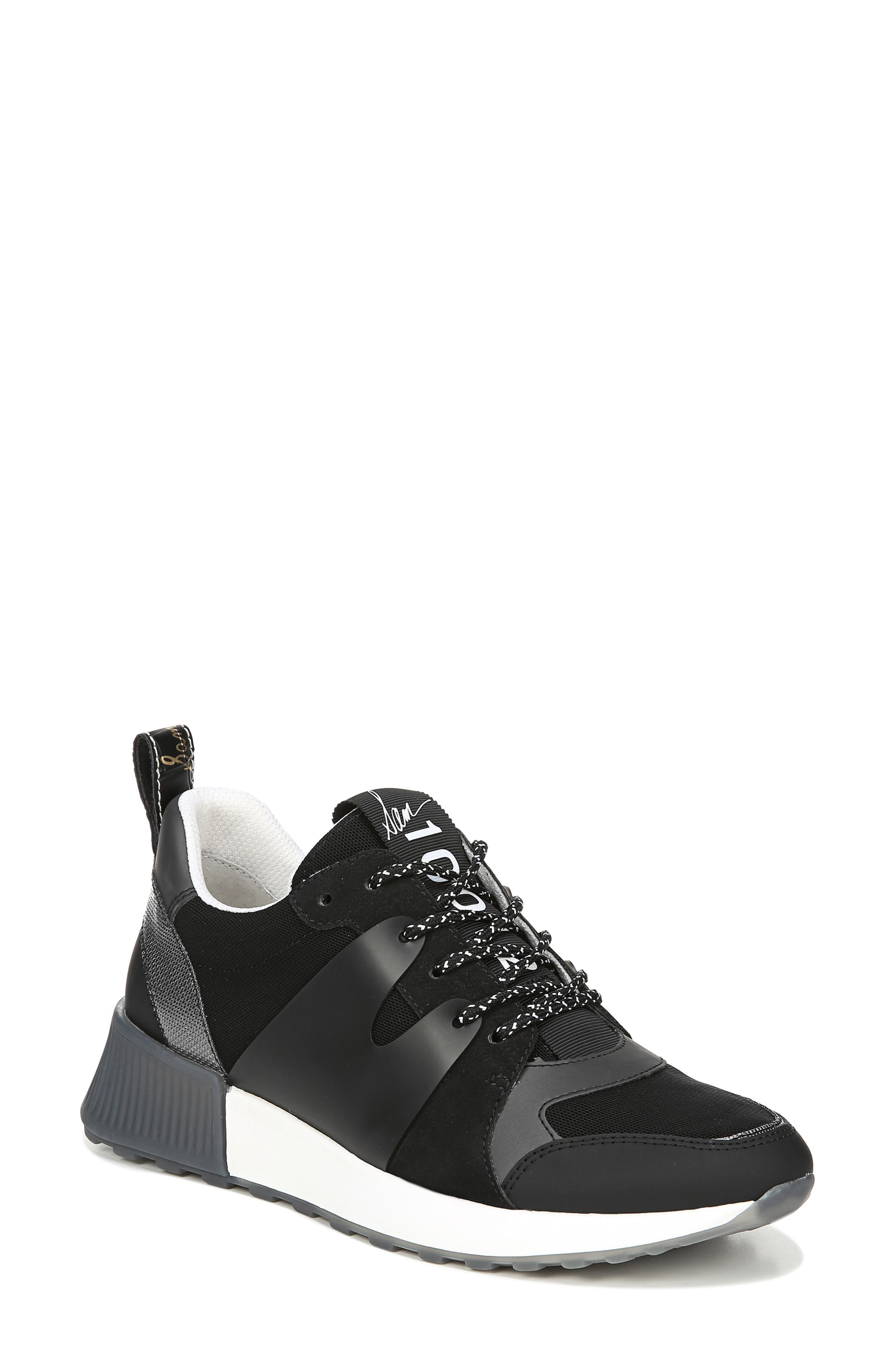 Darsie Lace Up Sneaker by Sam Edelman