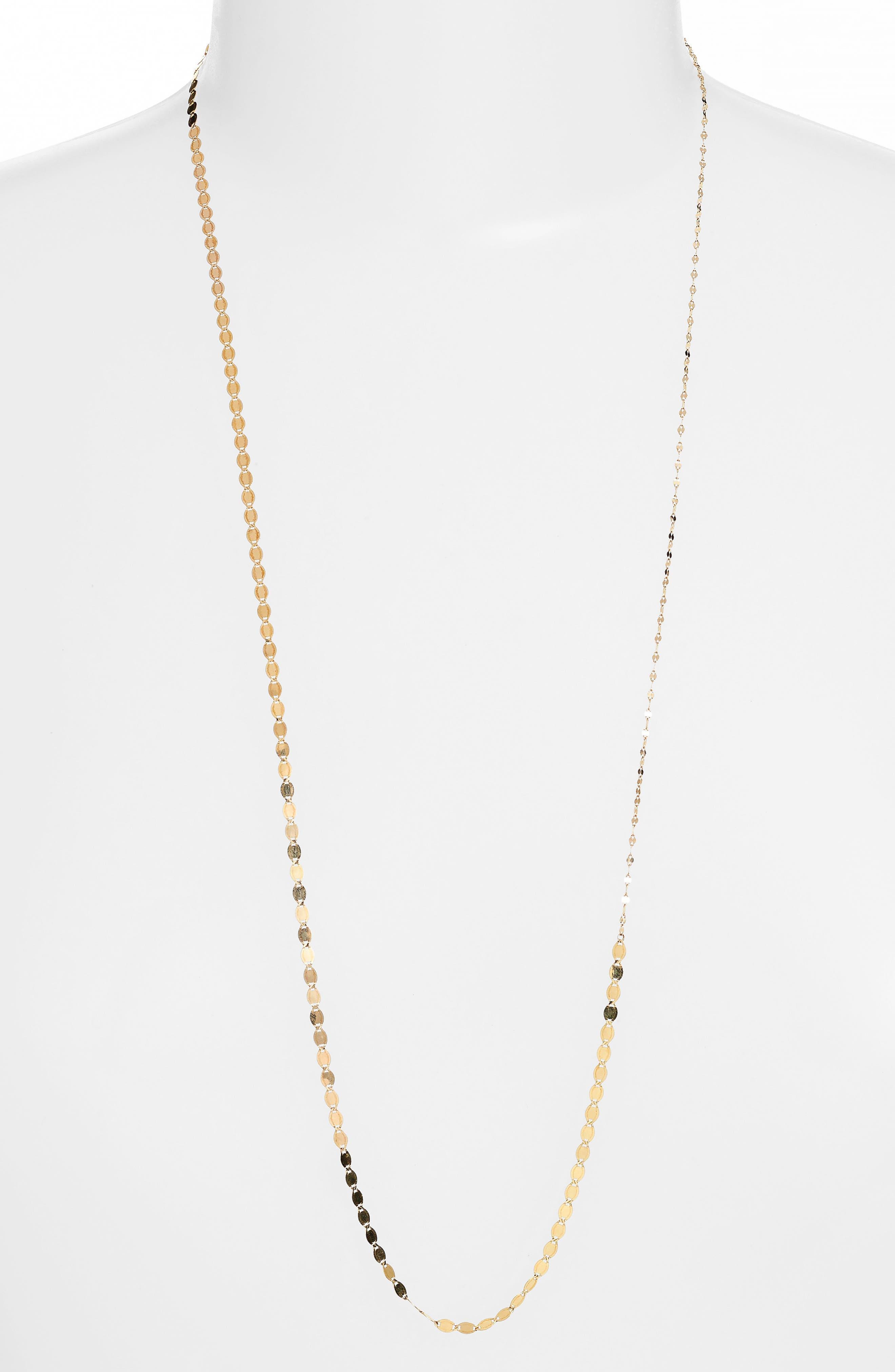 'Long Vanity' Strand Necklace,                             Main thumbnail 1, color,                             710