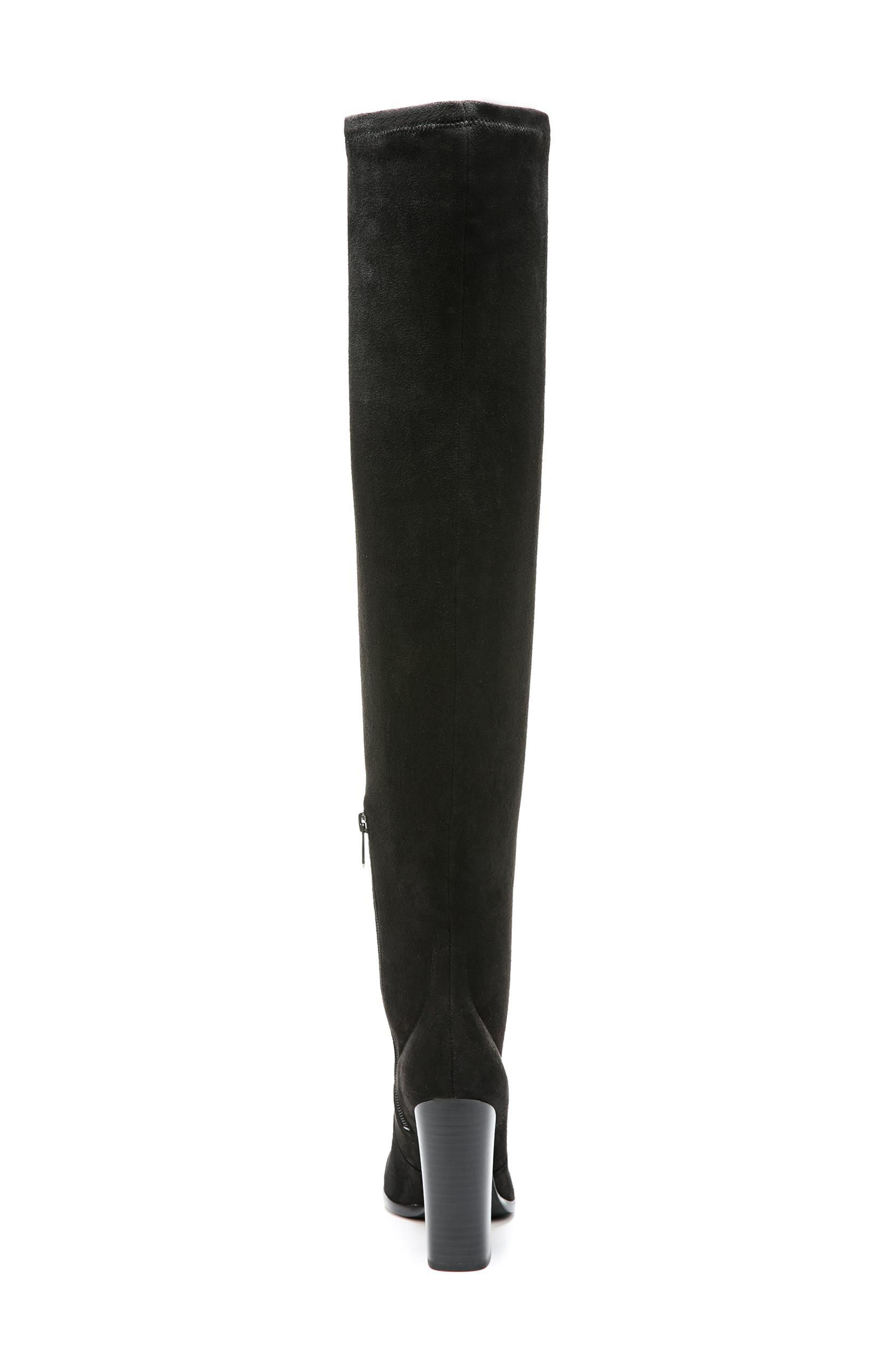 Vena 2 Over the Knee Boot,                             Alternate thumbnail 7, color,                             002