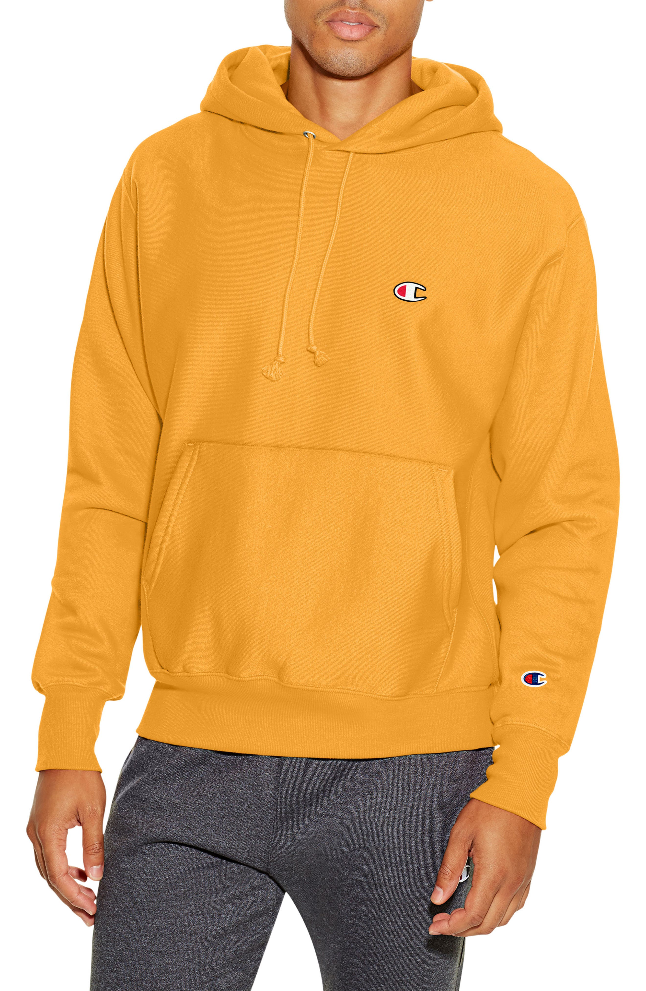 Reverse Weave<sup>®</sup> Pullover Hoodie,                             Main thumbnail 10, color,