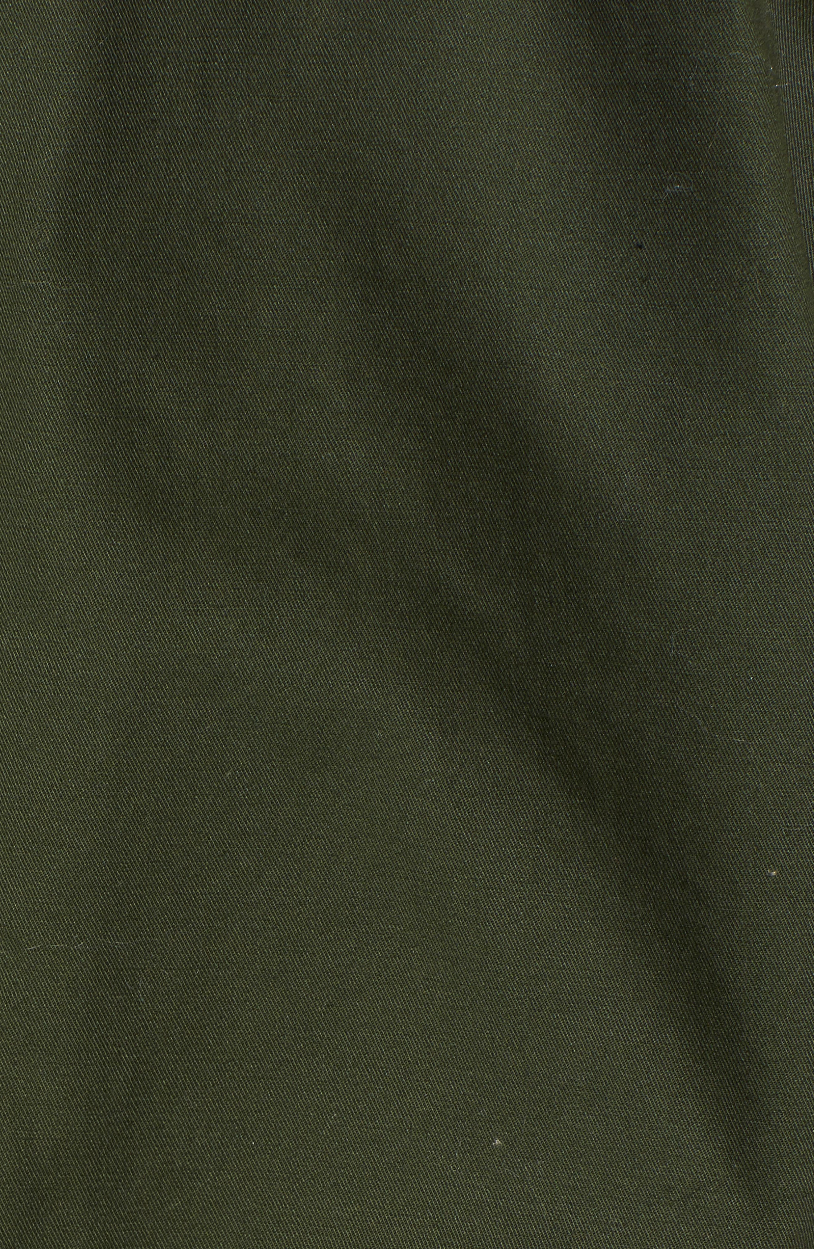 Maddox Cotton Twill Army Jacket,                             Alternate thumbnail 7, color,                             301