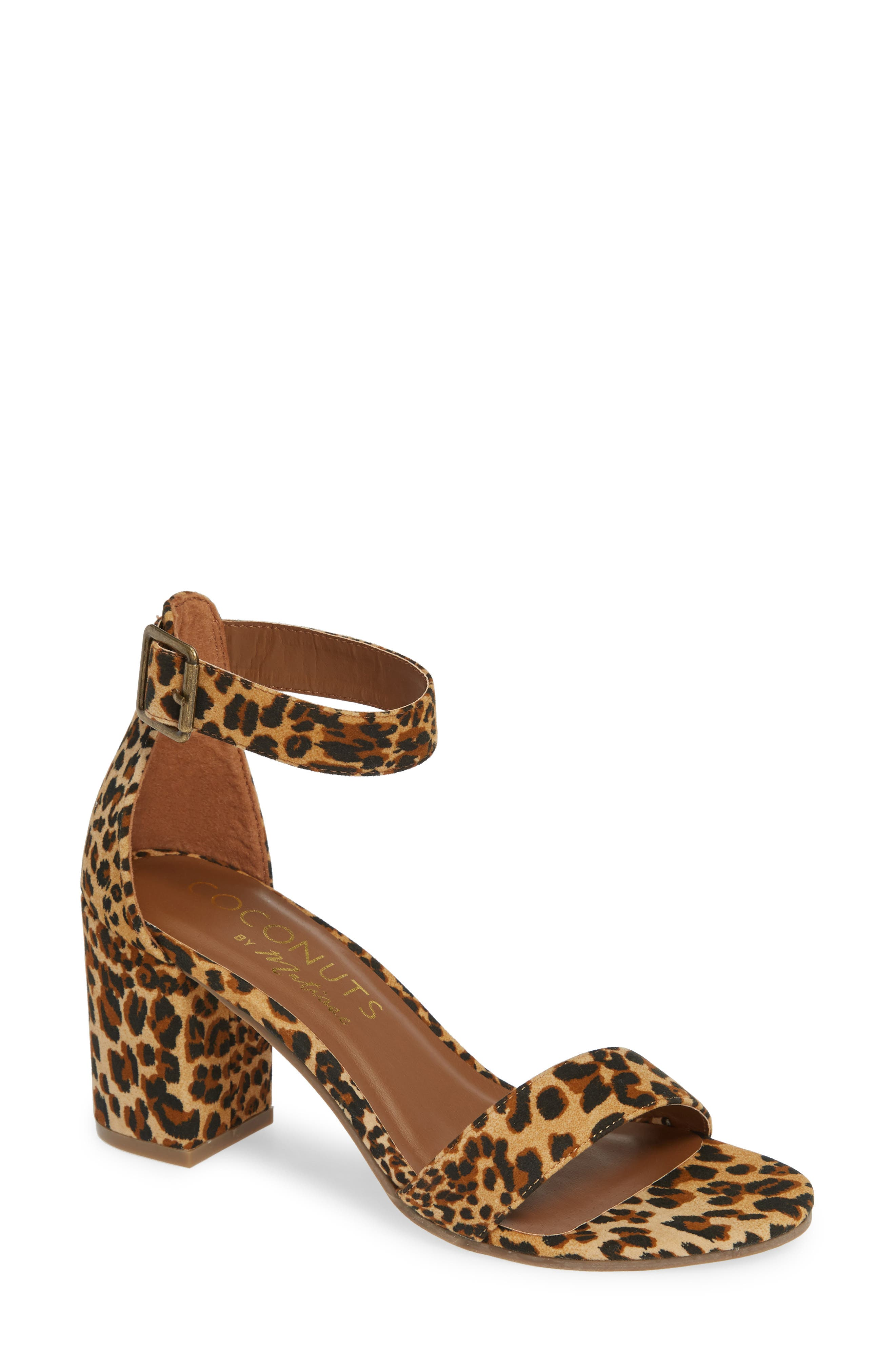Coconuts By Matisse Sashed Sandal, Brown