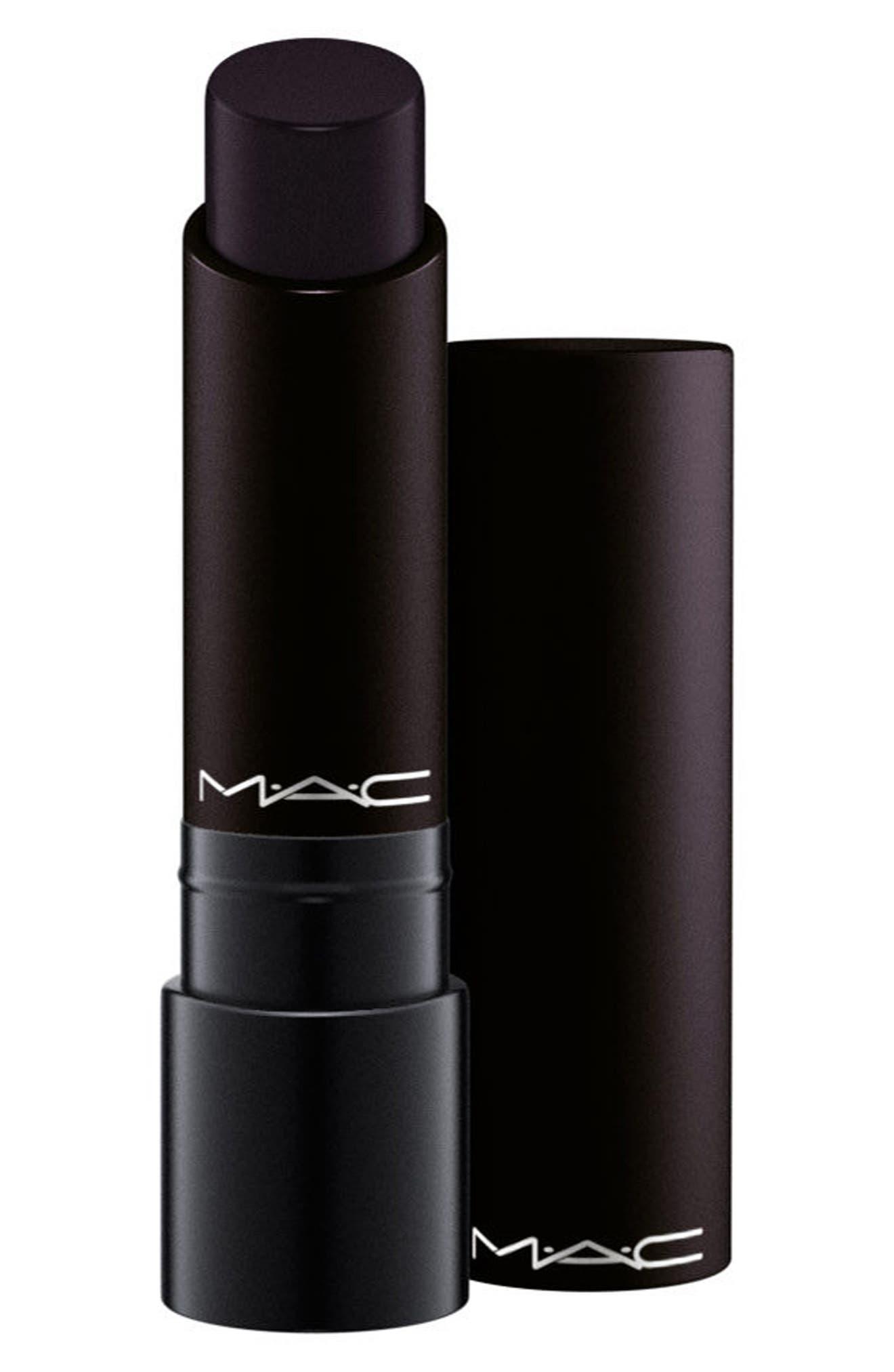 MAC Liptensity Lipstick,                         Main,                         color, 001