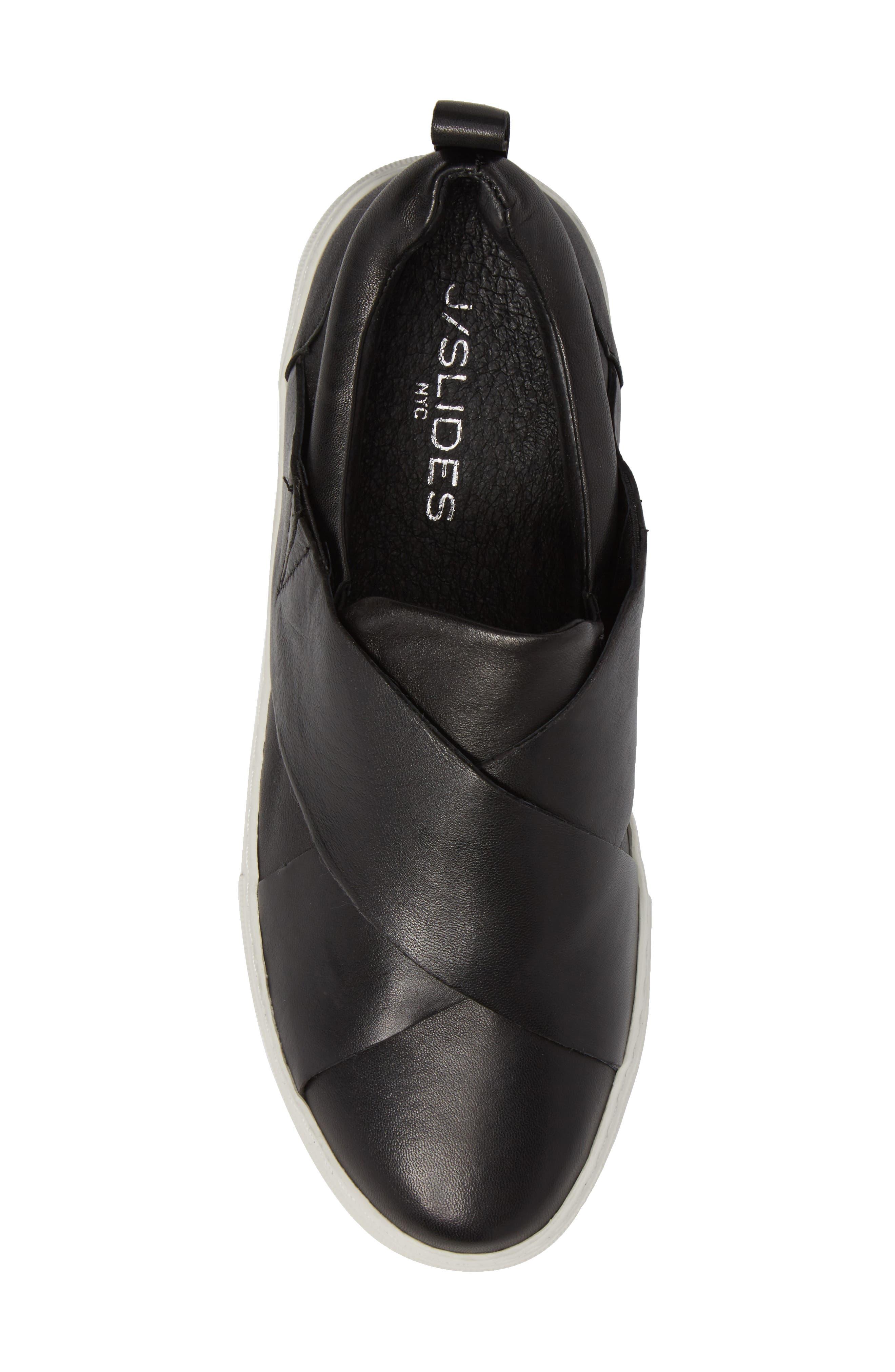 Alec Slip-On Sneaker,                             Alternate thumbnail 5, color,                             015