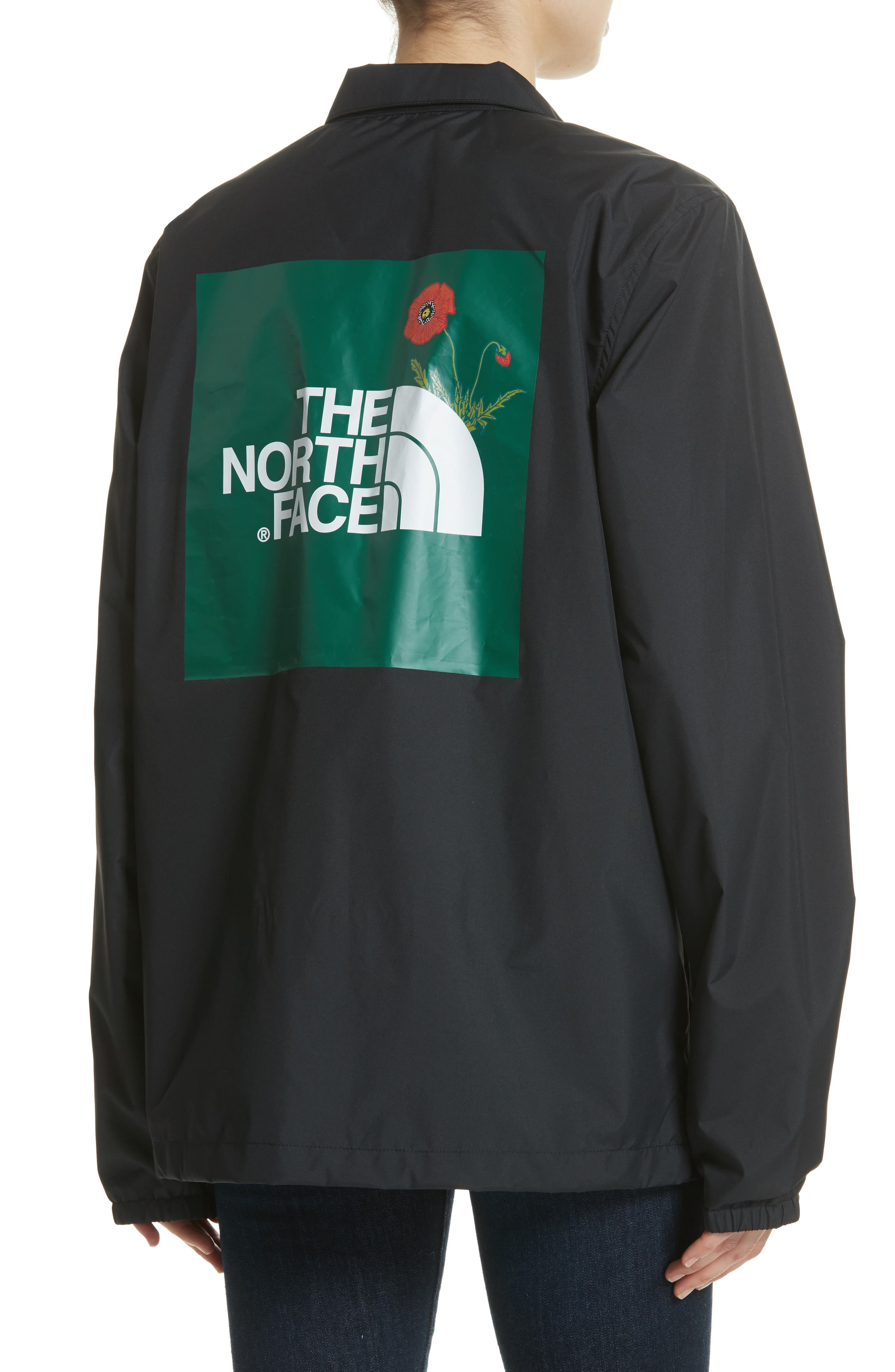 Coaches Jacket,                             Alternate thumbnail 2, color,                             001