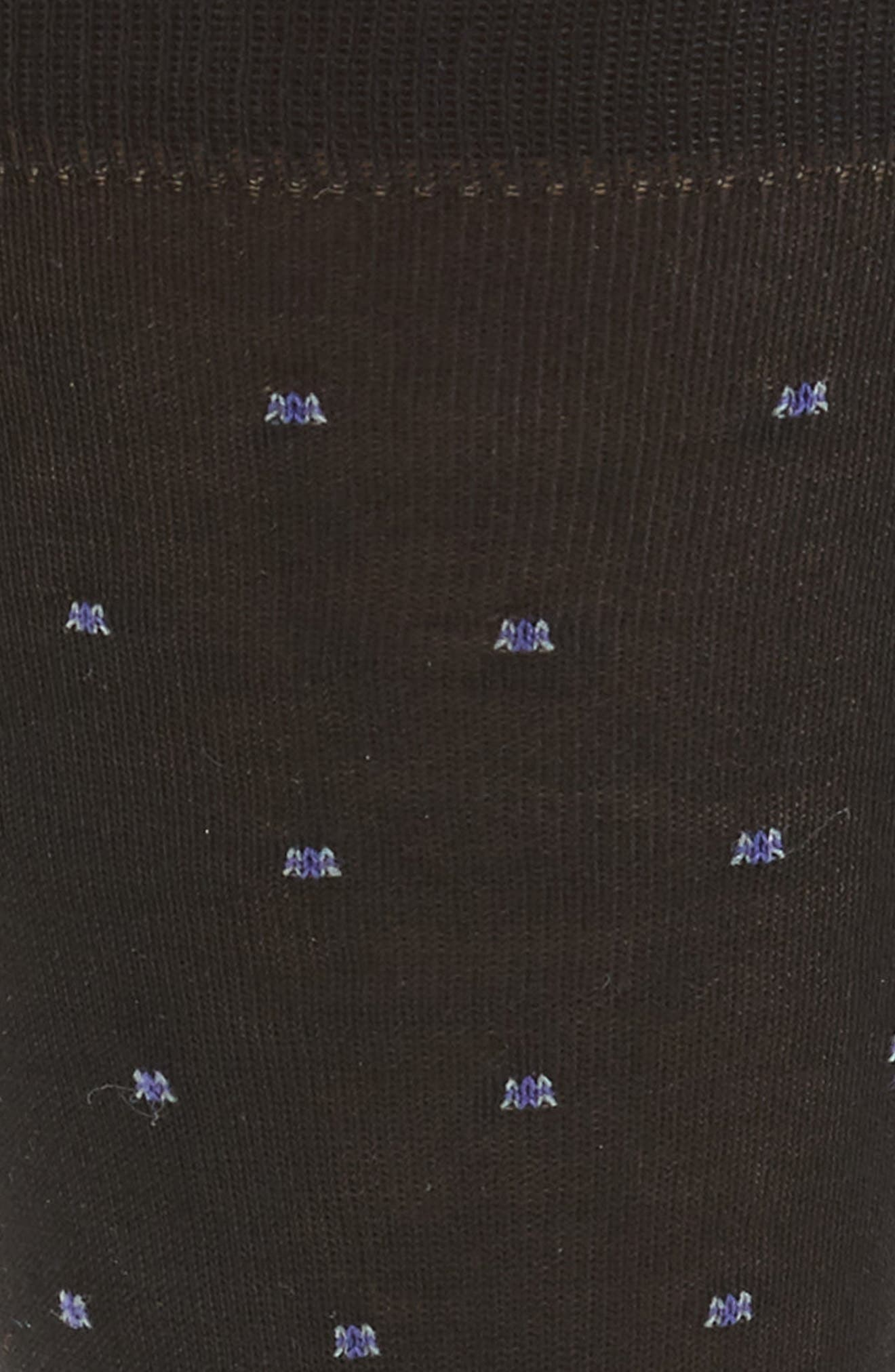 Balfour Dot Socks,                             Alternate thumbnail 2, color,                             001