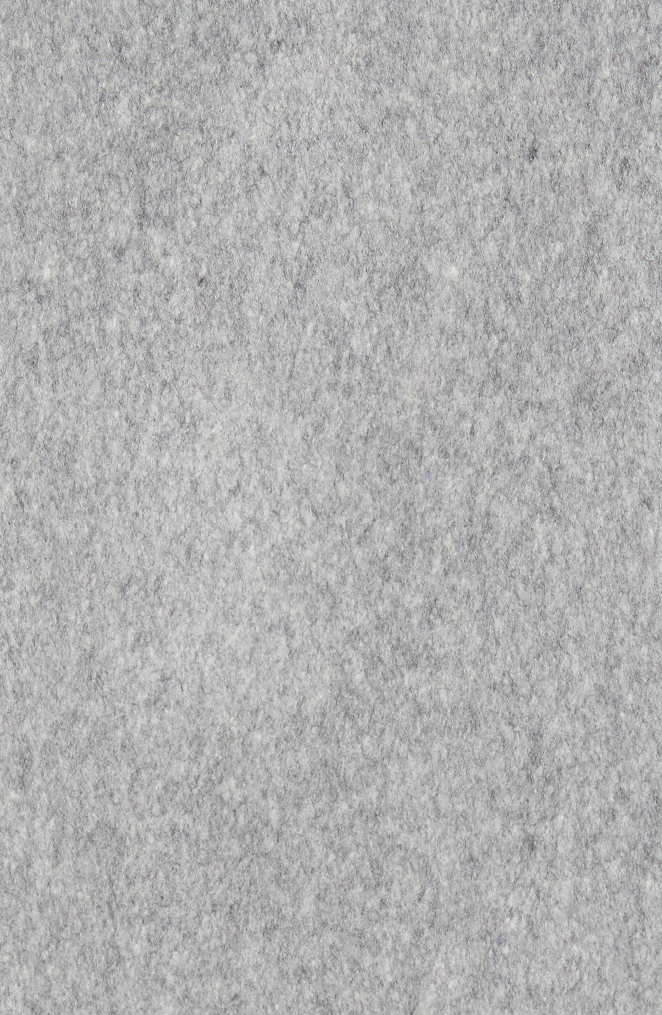 Bower Melton Wool Blend Topcoat,                             Alternate thumbnail 16, color,