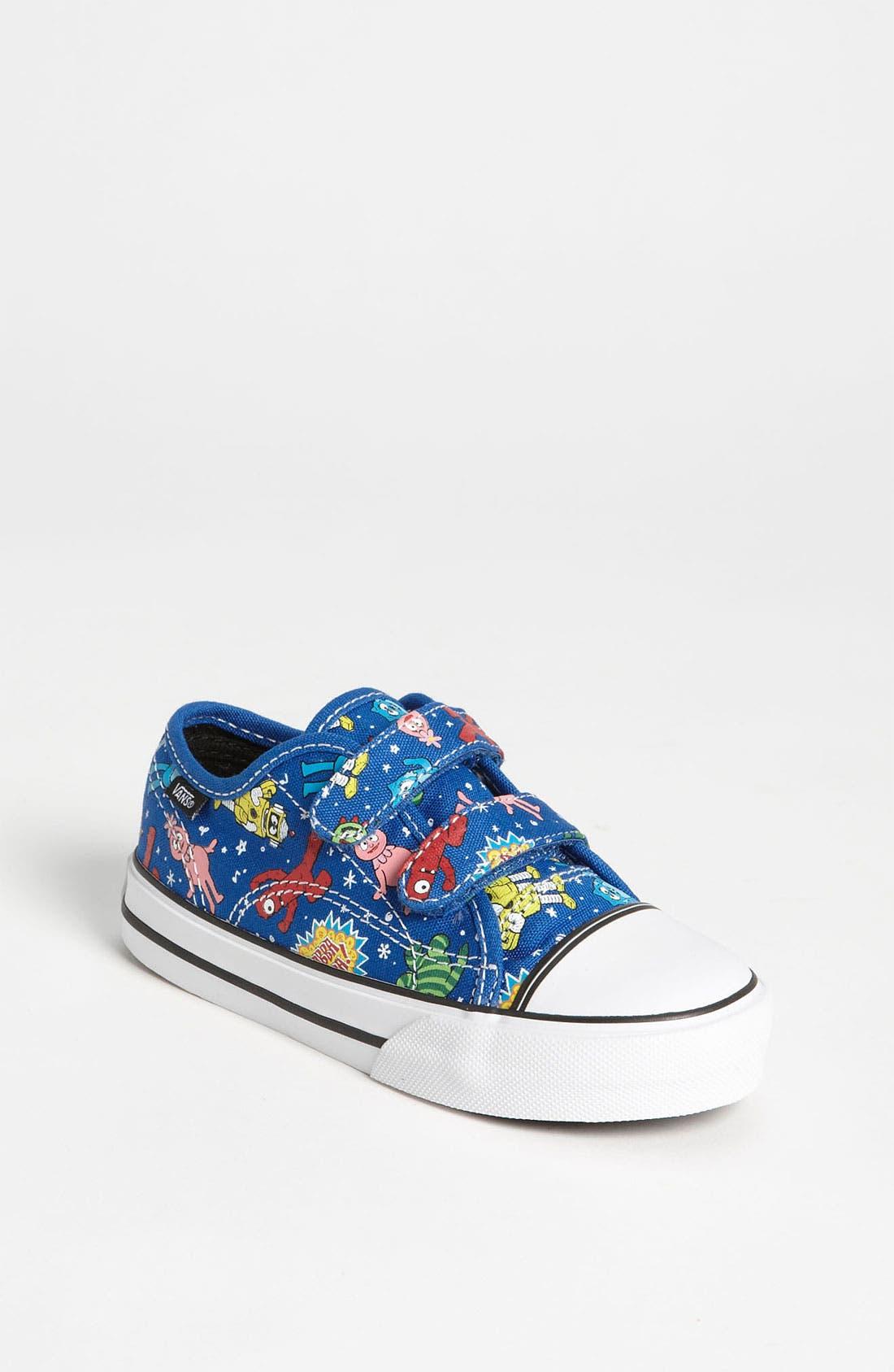 'Big School - Yo Gabba Gabba!<sup>™</sup>' Sneaker, Main, color, 400
