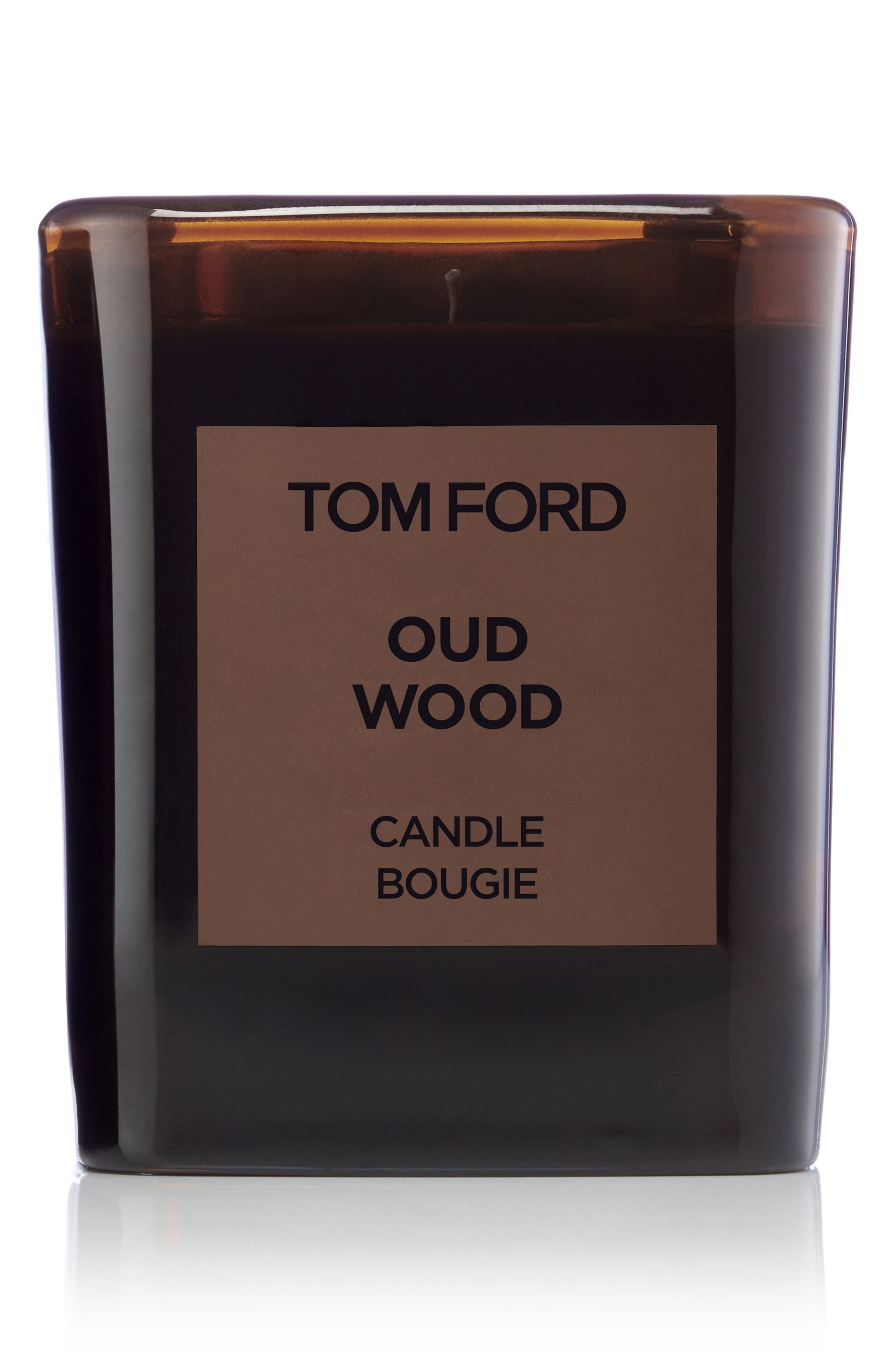 Oud Wood Candle,                         Main,                         color, NO COLOR
