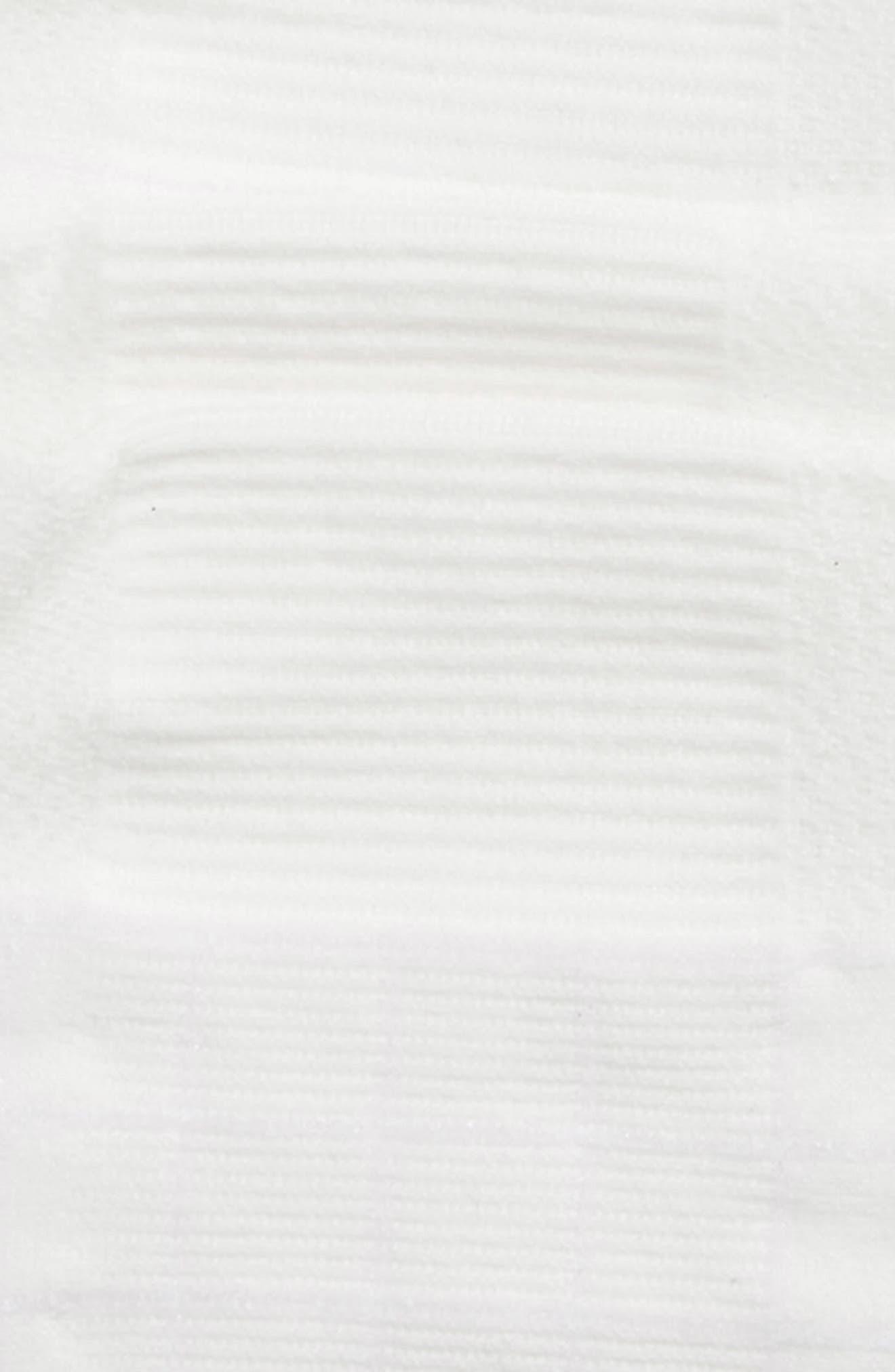 'Teach Ghost' Socks,                             Alternate thumbnail 3, color,                             WHITE