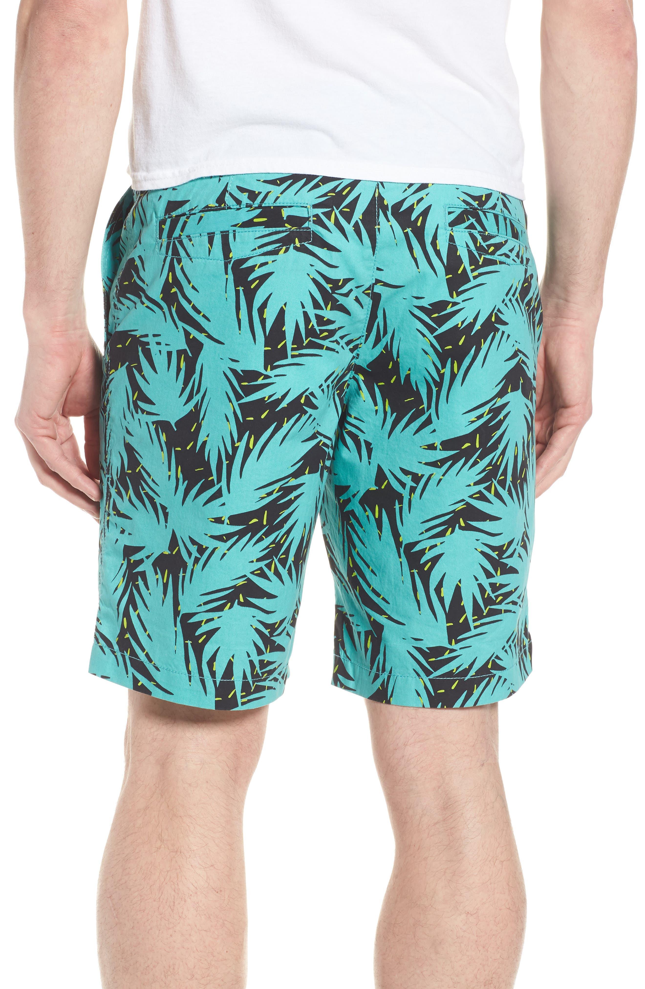Neo Tropical Shorts,                             Alternate thumbnail 2, color,                             440