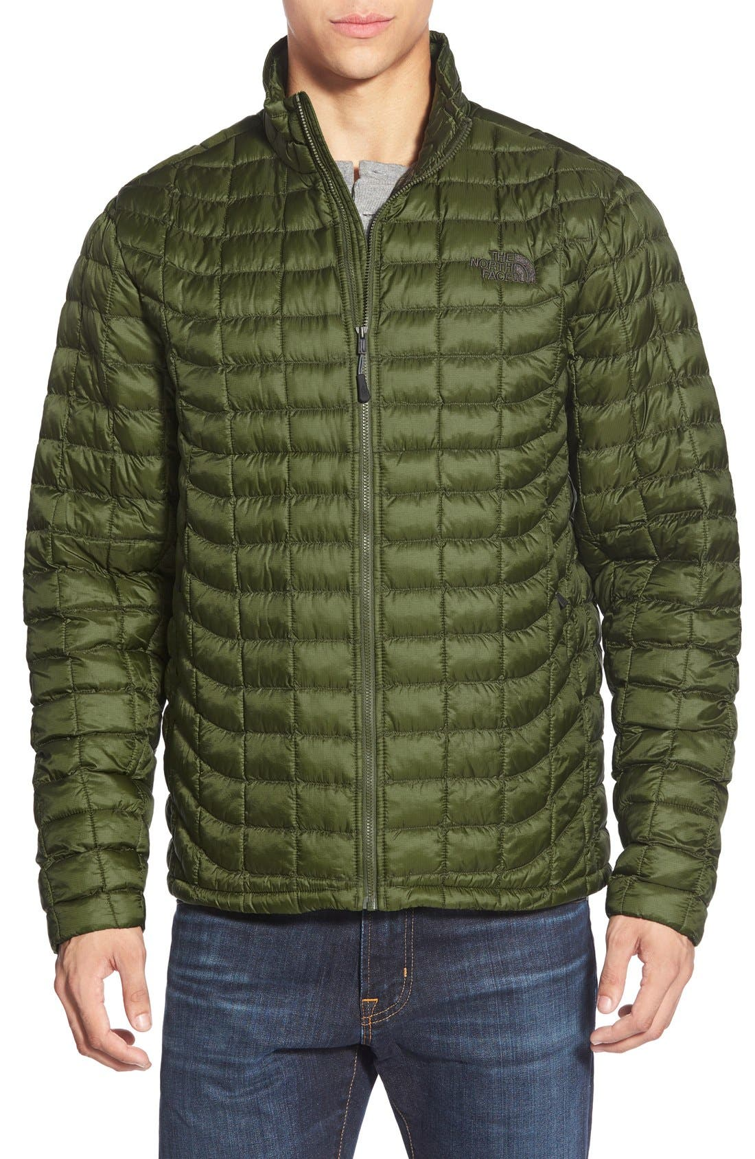 PrimaLoft<sup>®</sup> ThermoBall<sup>™</sup> Full Zip Jacket,                             Main thumbnail 12, color,