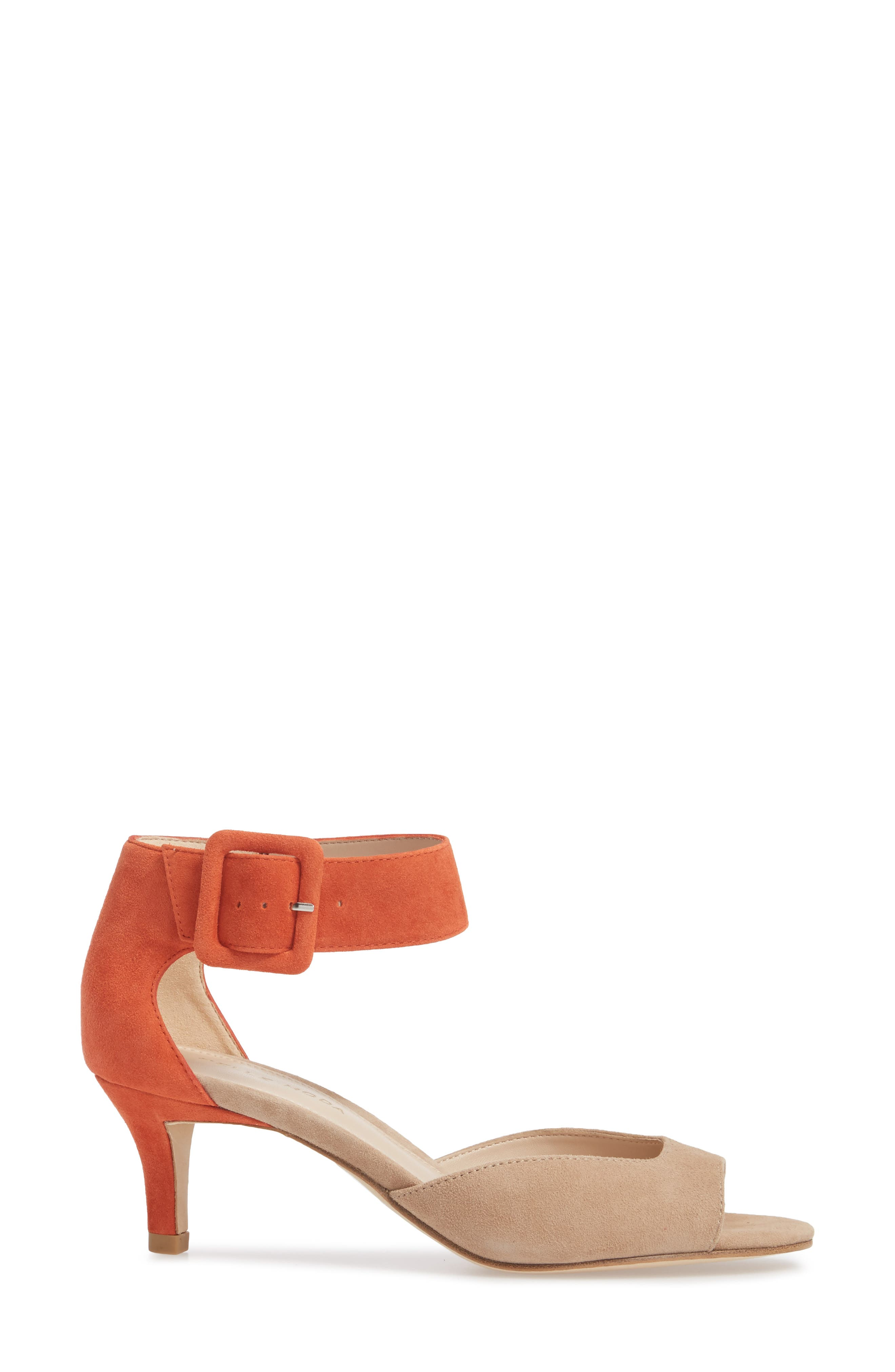 'Berlin' Ankle Strap Sandal,                             Alternate thumbnail 25, color,
