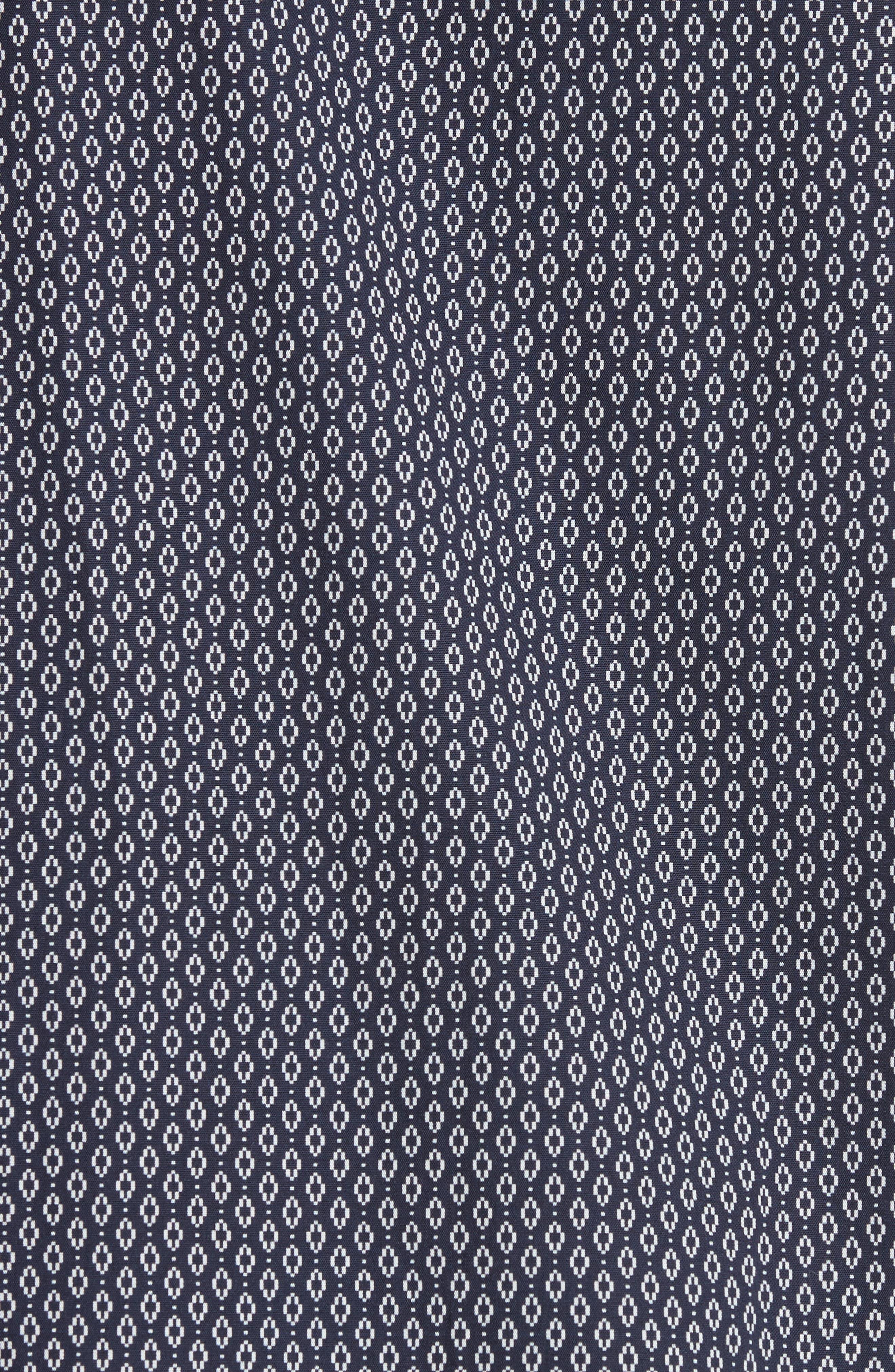 Diamond Print Shirt,                             Alternate thumbnail 2, color,