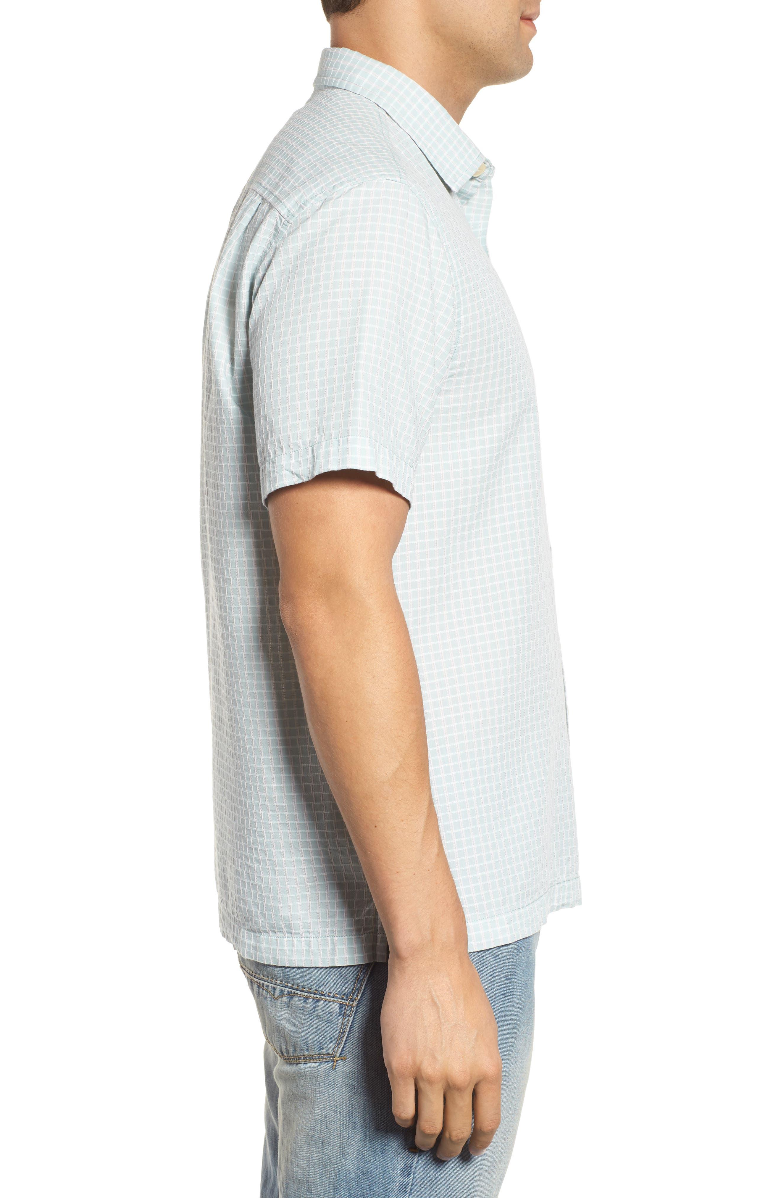Once in a Tile Regular Fit Sport Shirt,                             Alternate thumbnail 9, color,