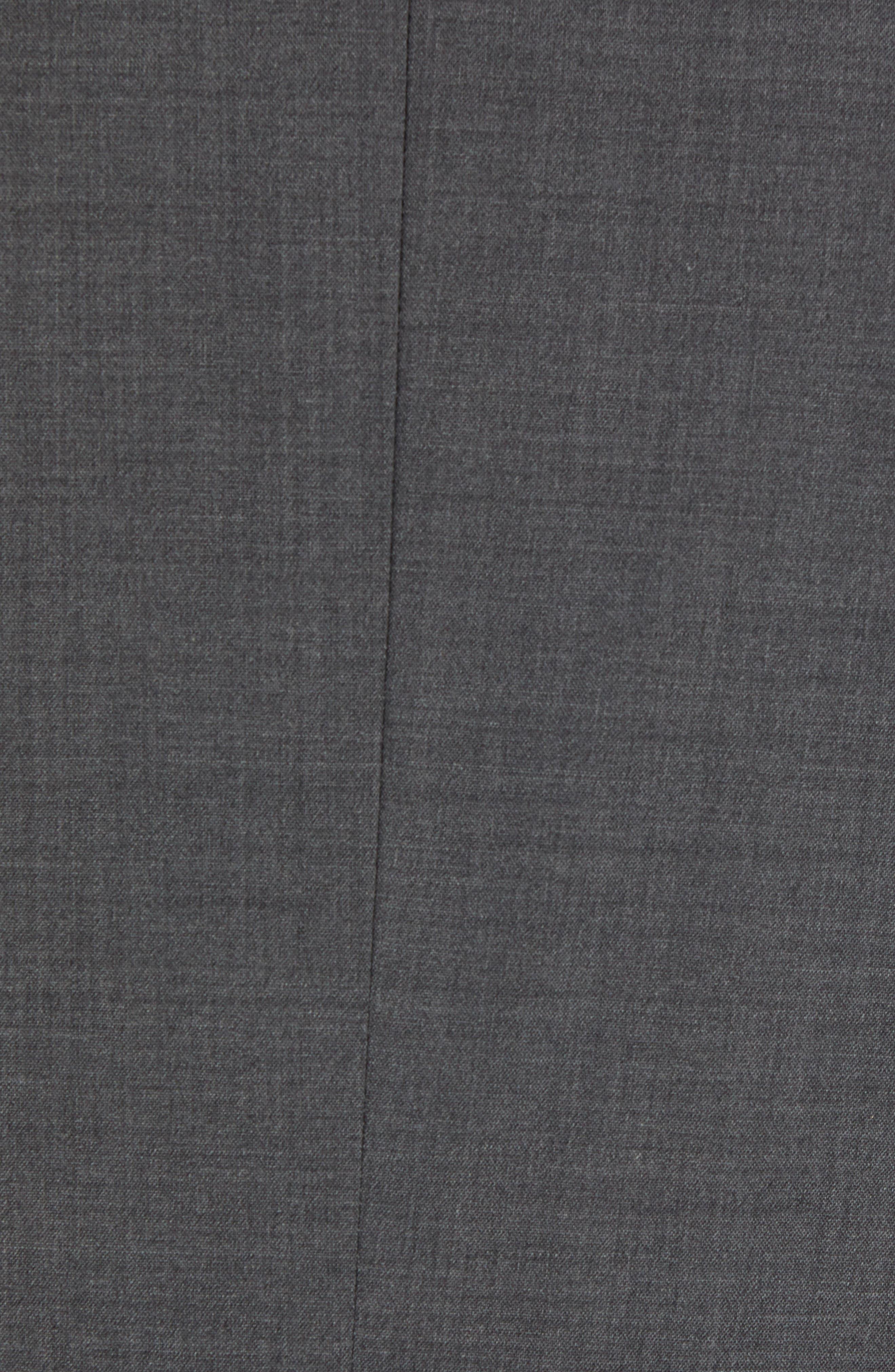 New Tailor Chambers Blazer,                             Alternate thumbnail 6, color,                             MEDIUM CHARCOAL