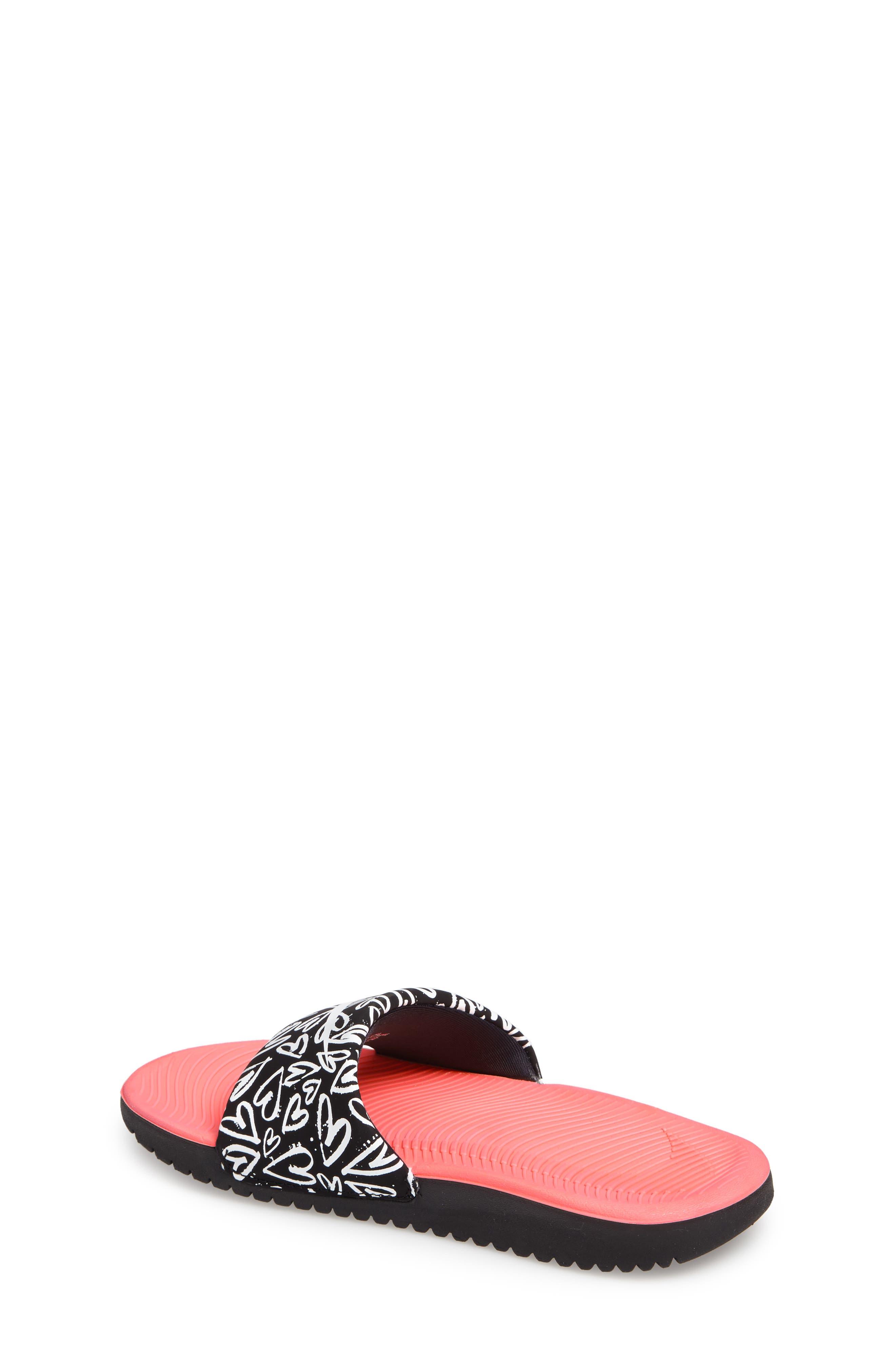 'Kawa' Print Slide Sandal,                             Alternate thumbnail 9, color,