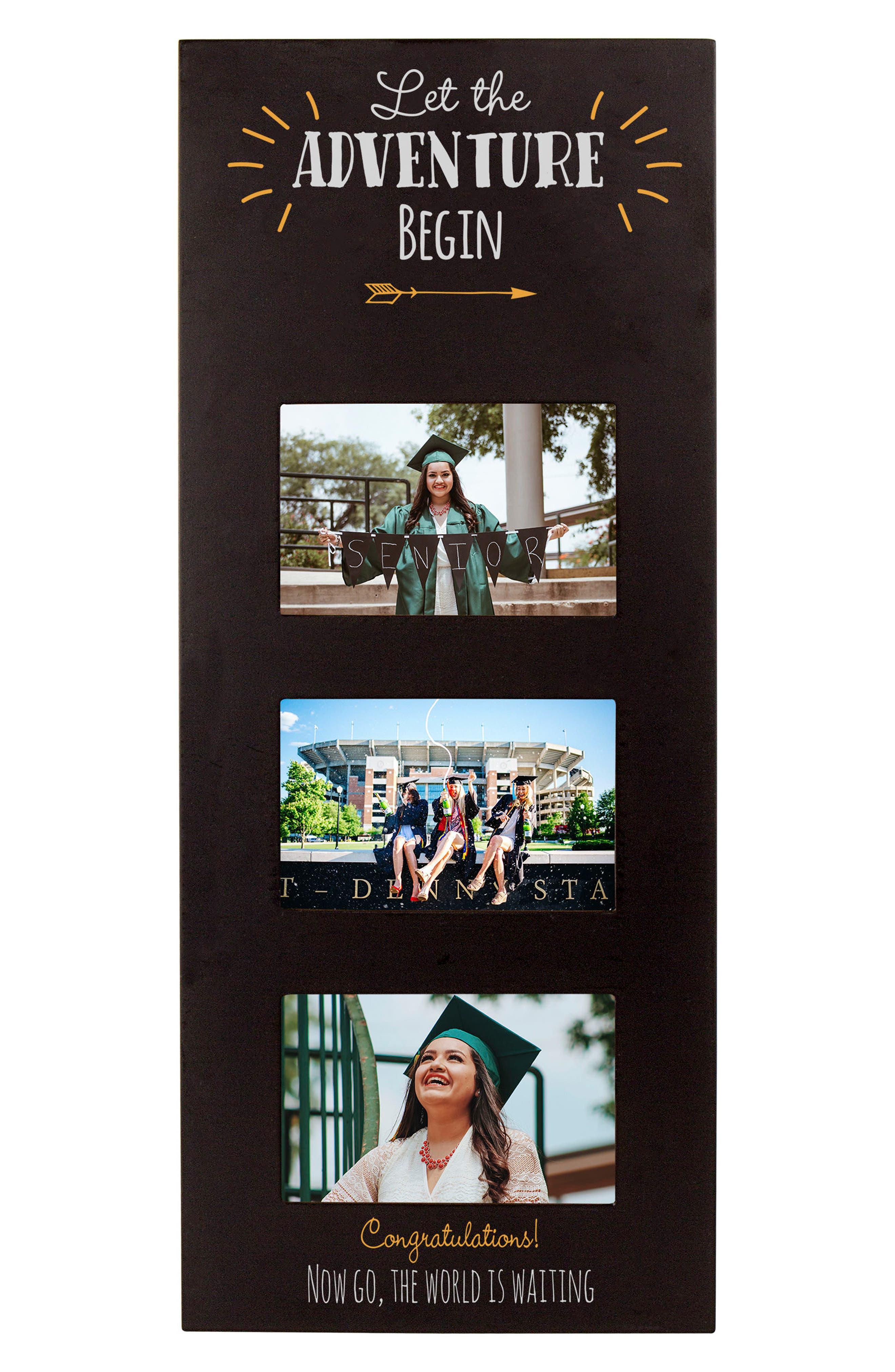 Graduation Picture Frame,                             Alternate thumbnail 4, color,                             001