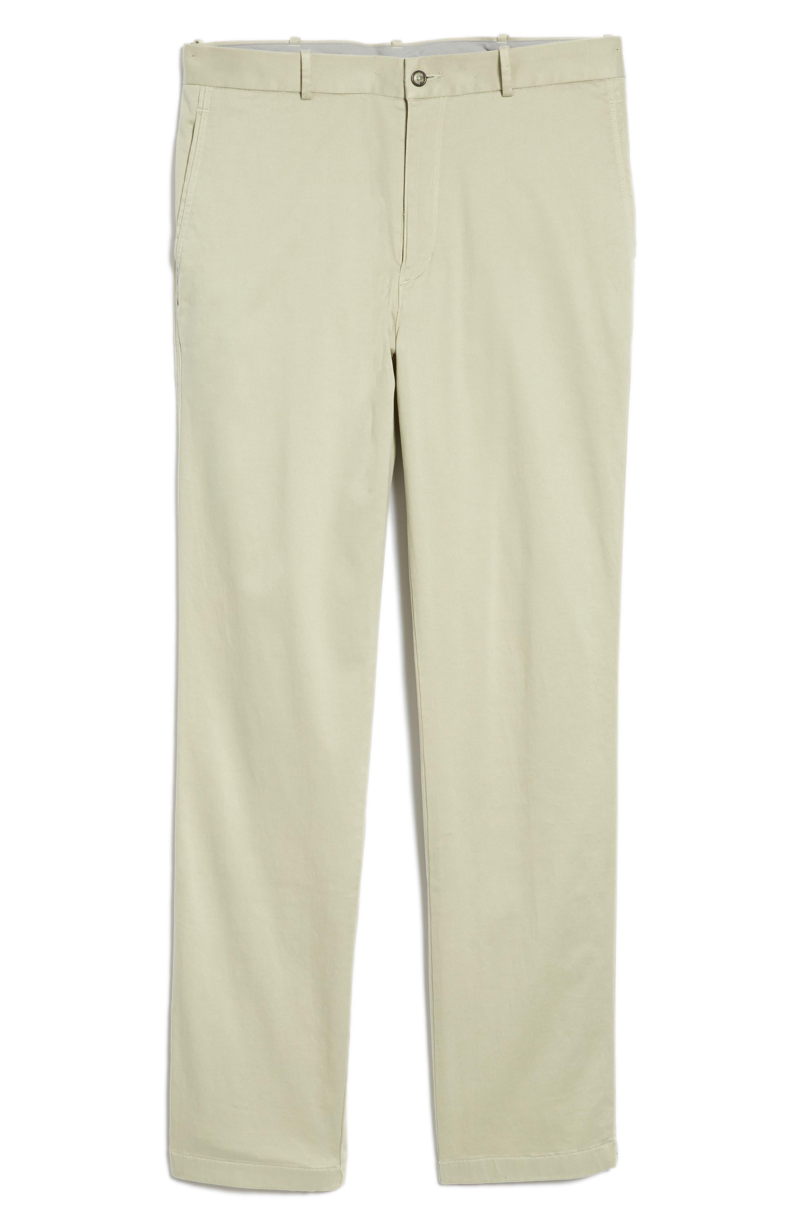 St. Charles Brushed Chino Pants,                             Alternate thumbnail 6, color,                             051