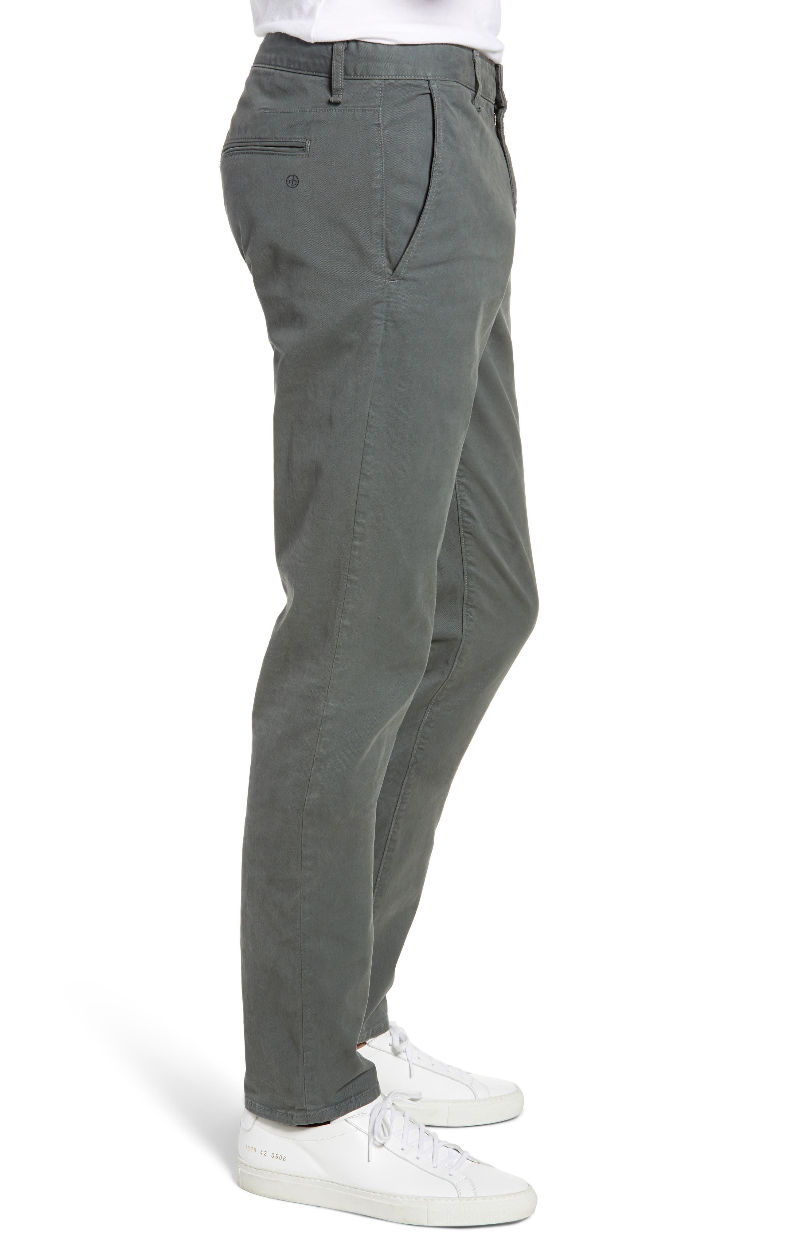 Fit 2 Slim Fit Chinos,                             Alternate thumbnail 3, color,                             TORREY PINE