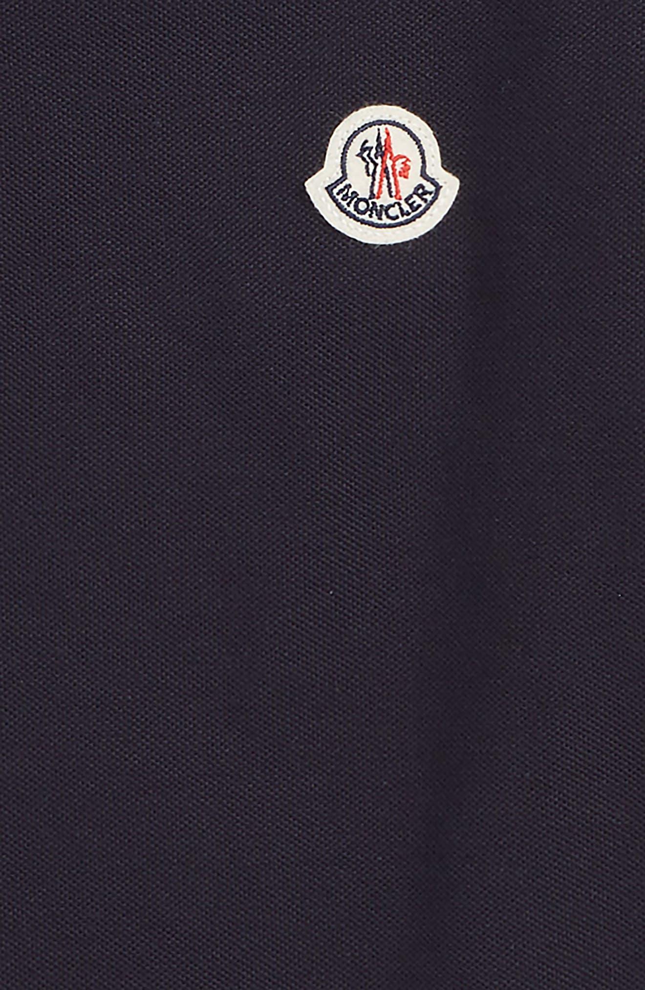 Logo Polo,                             Alternate thumbnail 2, color,                             MEDIUM BLUE