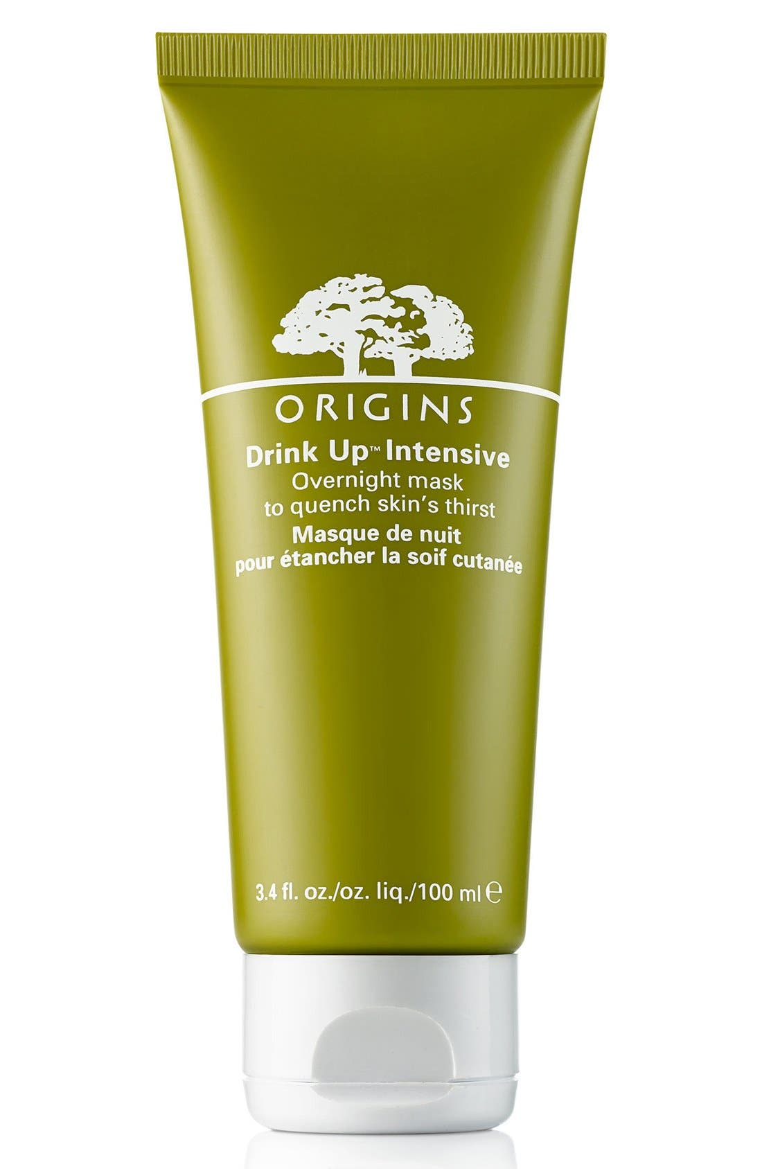 Drink Up<sup>™</sup> Intensive Overnight Mask to Quench Skin's Thirst,                         Main,                         color, NO COLOR