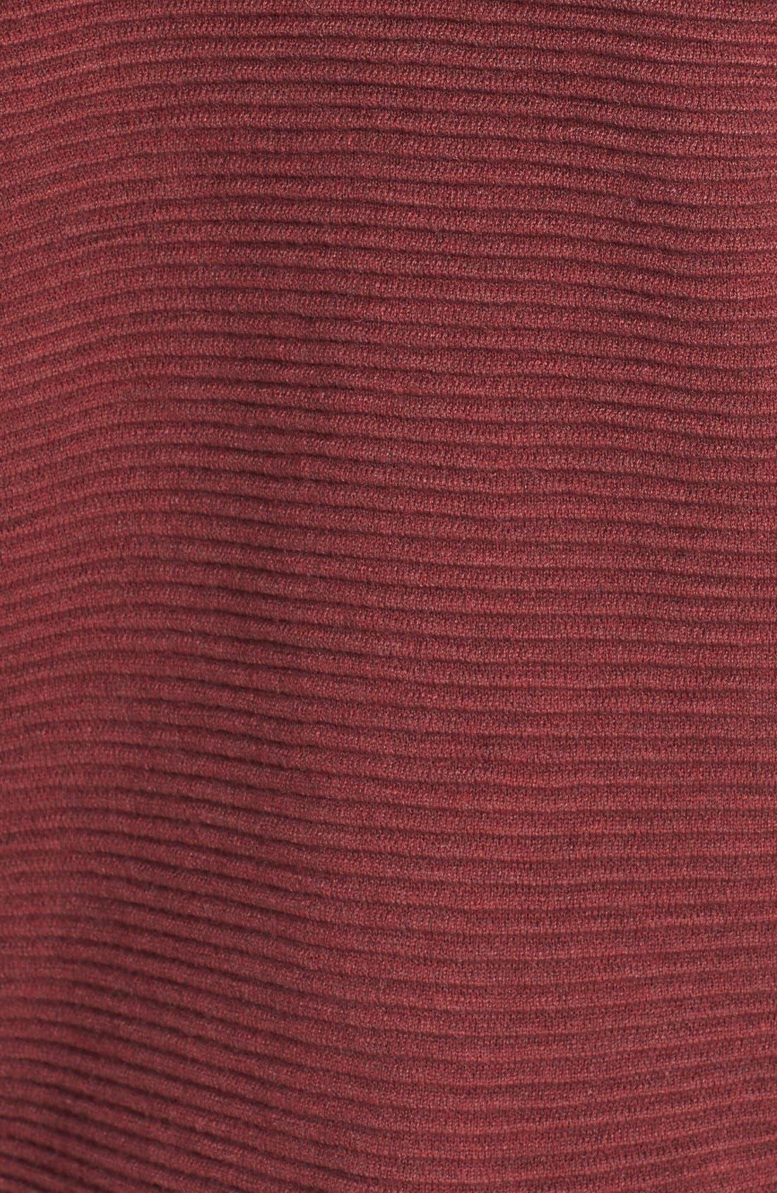 'Starman' Rib Knit Pullover,                             Alternate thumbnail 18, color,