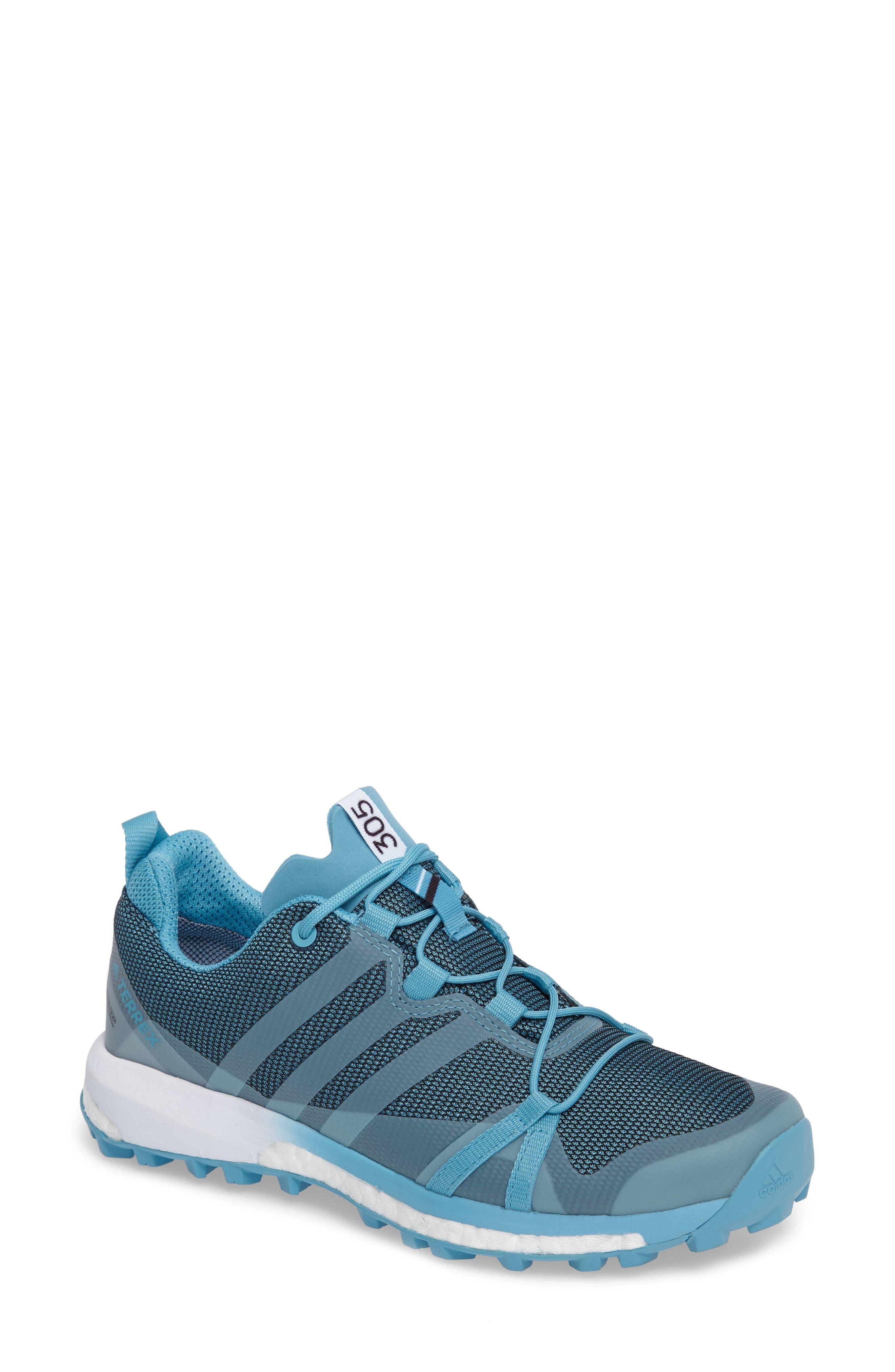 'Terrex Agravic GTX' Trail Shoe,                             Main thumbnail 2, color,