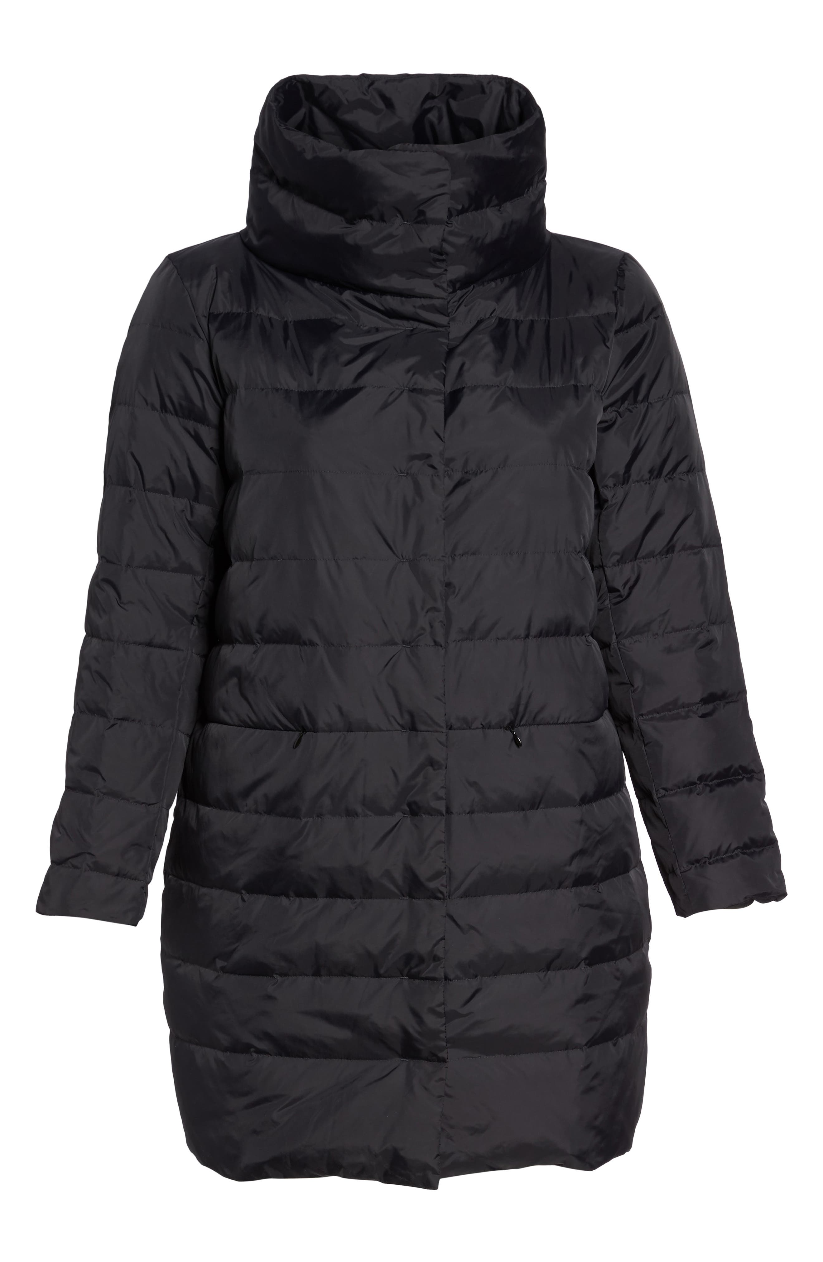 Down Puffer Coat,                             Alternate thumbnail 9, color,