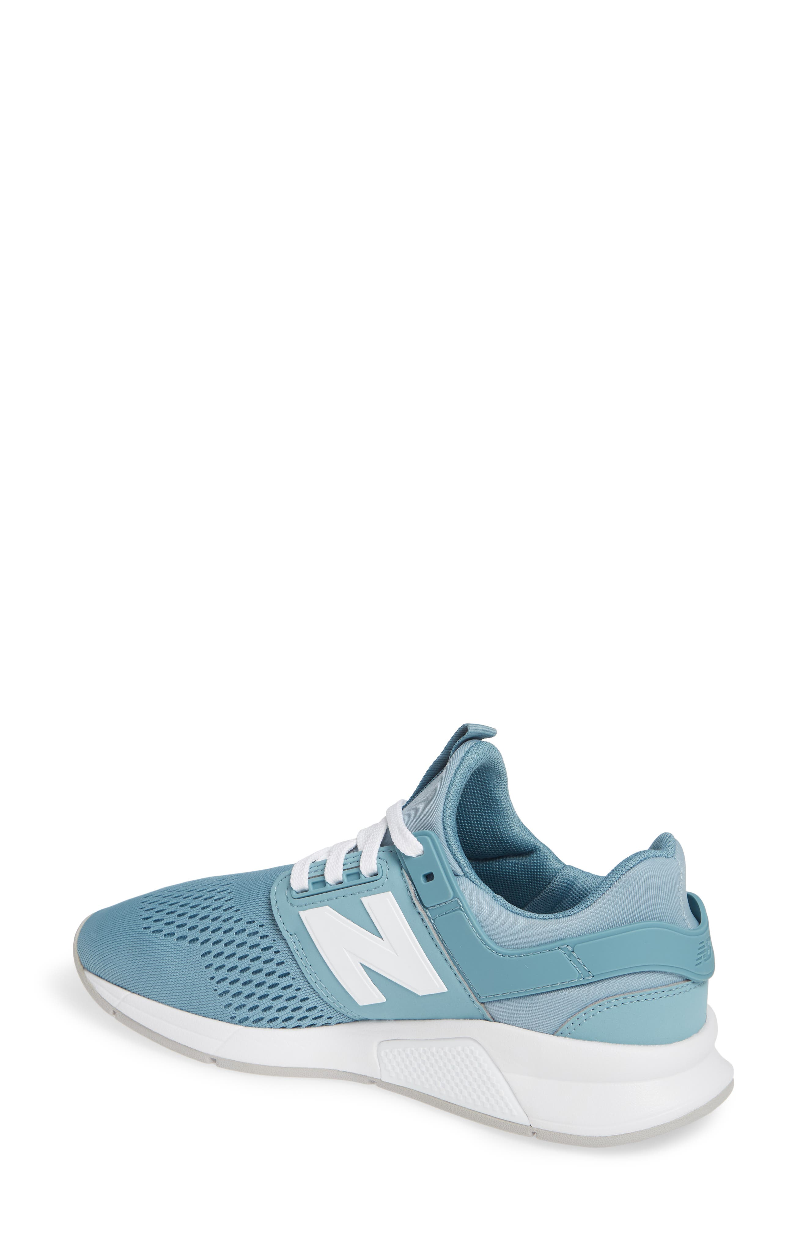 247 Sneaker,                             Alternate thumbnail 2, color,                             SMOKE BLUE