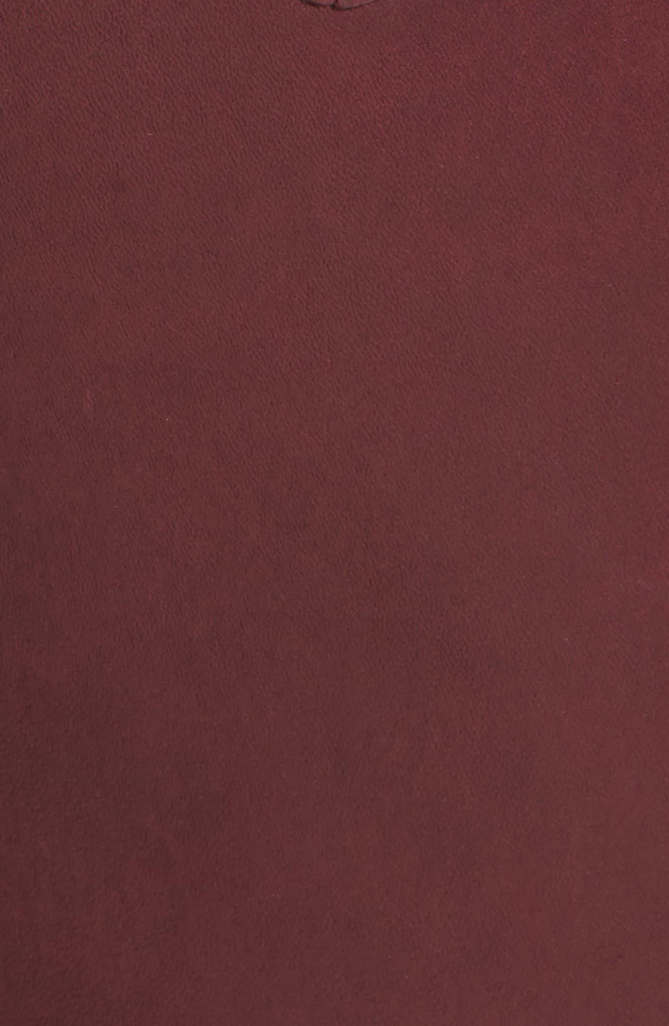 Lambskin Leather Pants,                             Alternate thumbnail 20, color,
