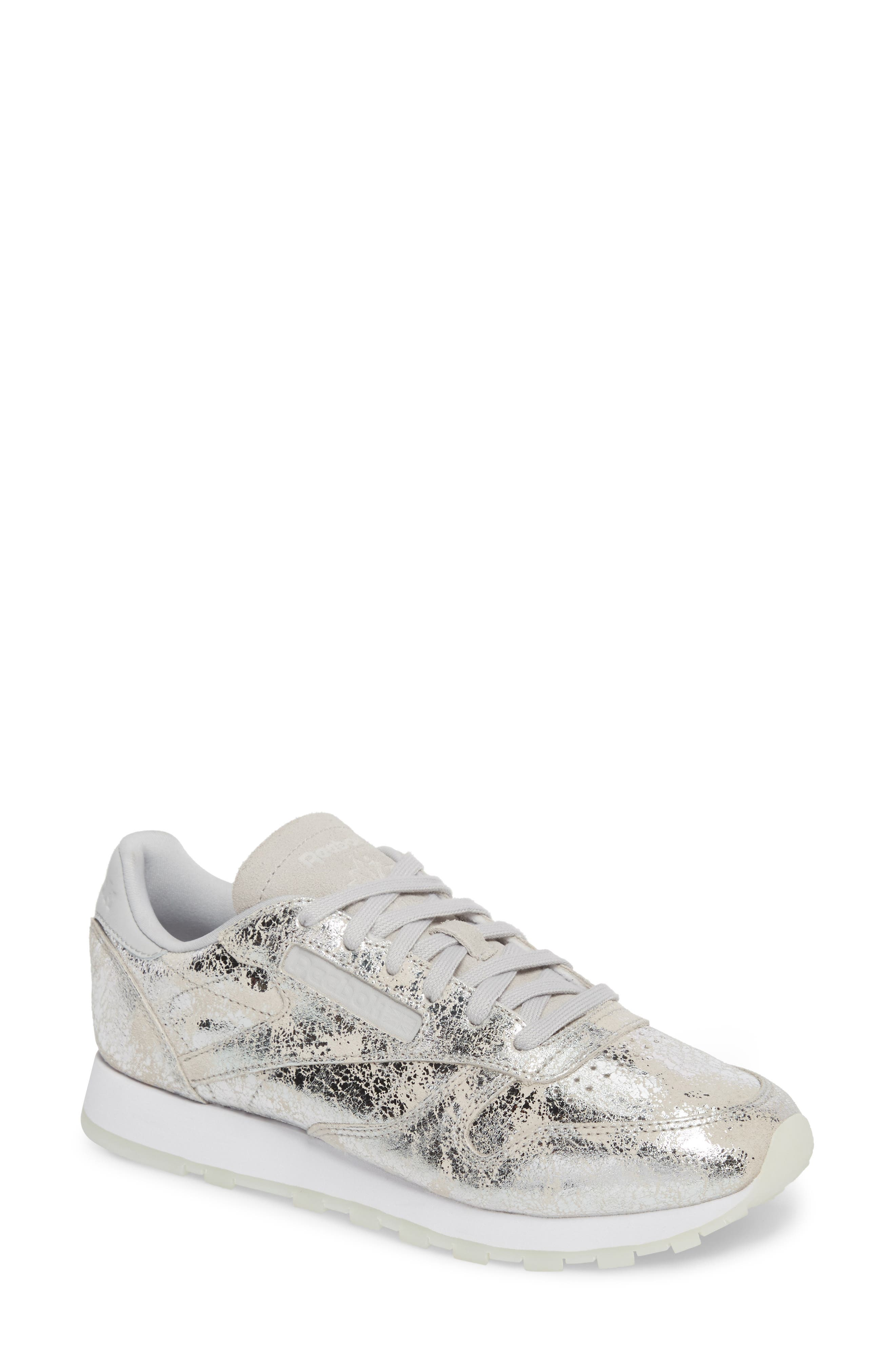 Classic Leather Sneaker,                             Main thumbnail 3, color,