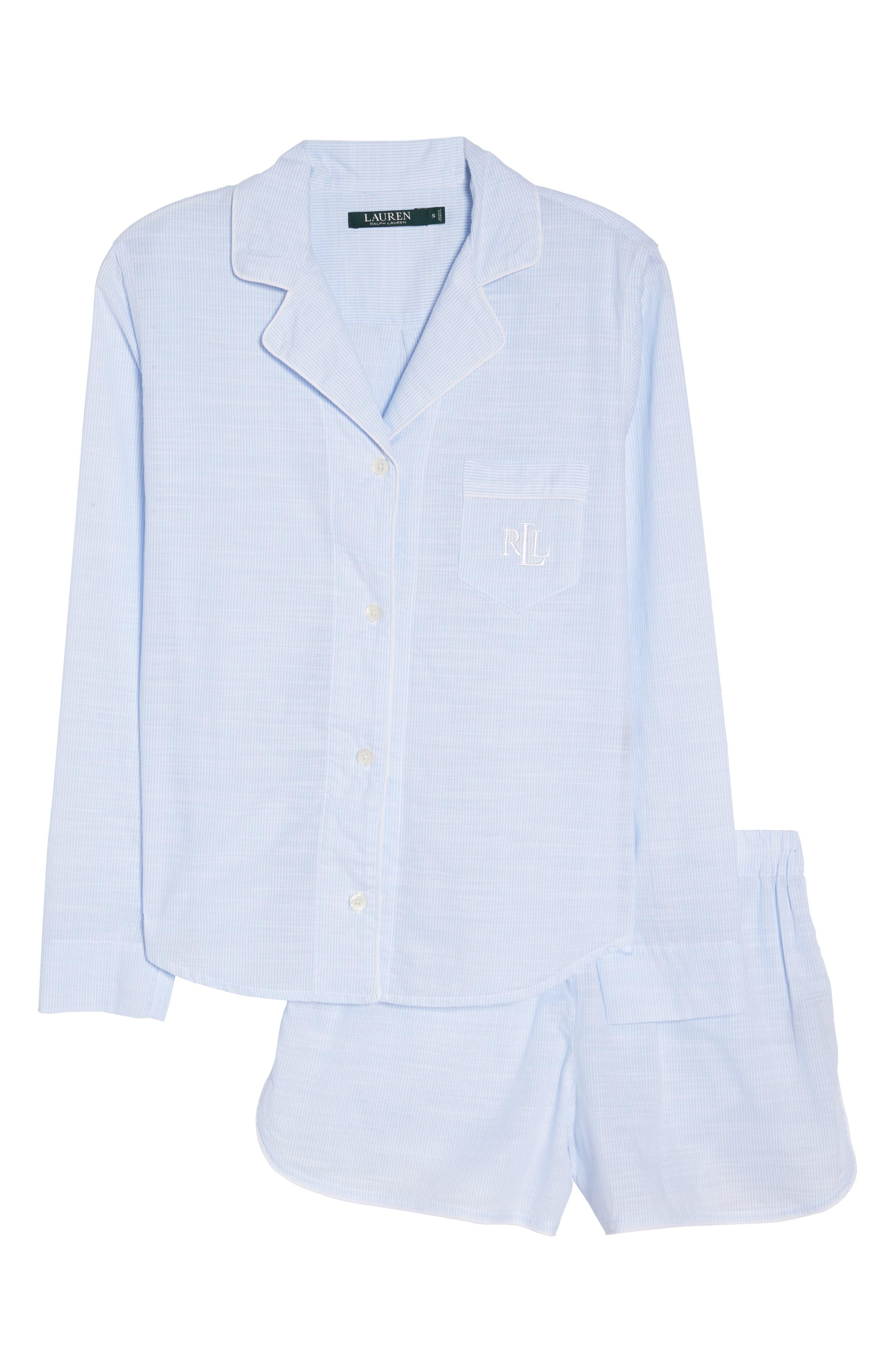 Short Pajamas,                             Alternate thumbnail 7, color,                             486