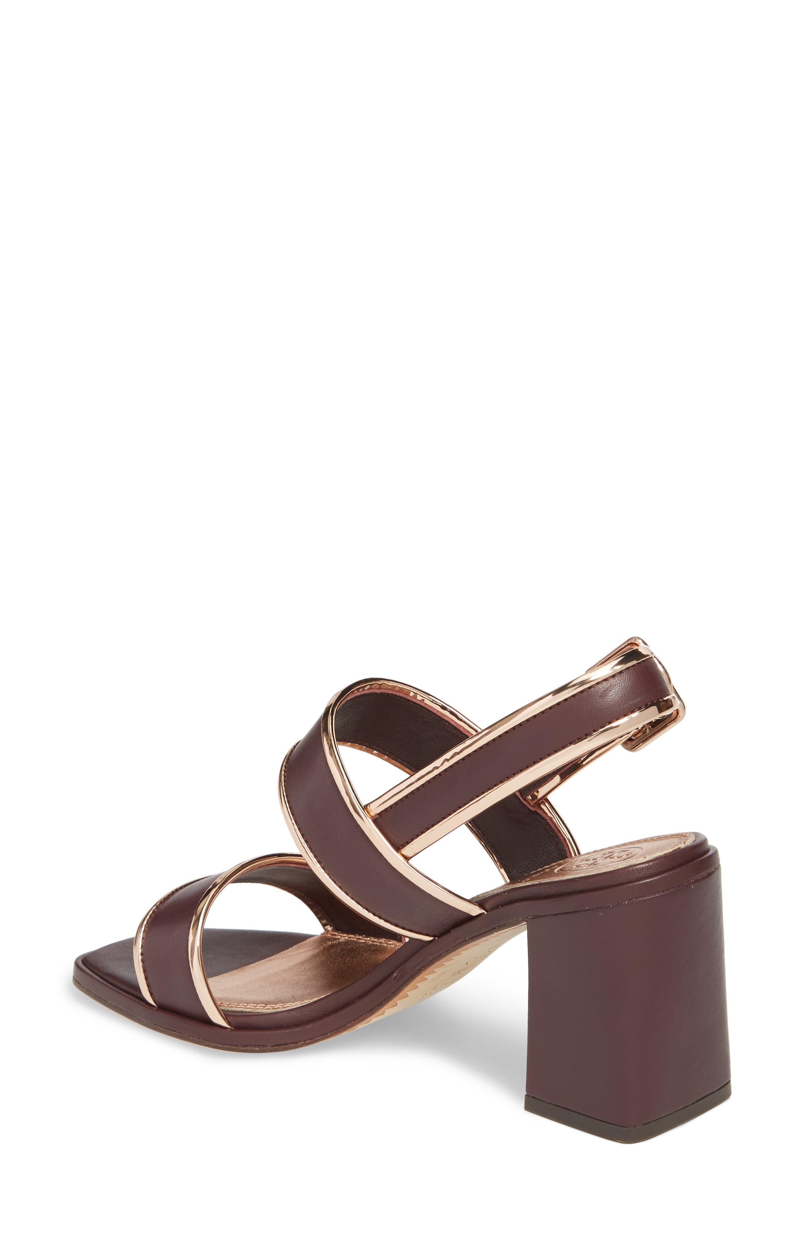 Delaney Double Strap Sandal,                             Alternate thumbnail 10, color,
