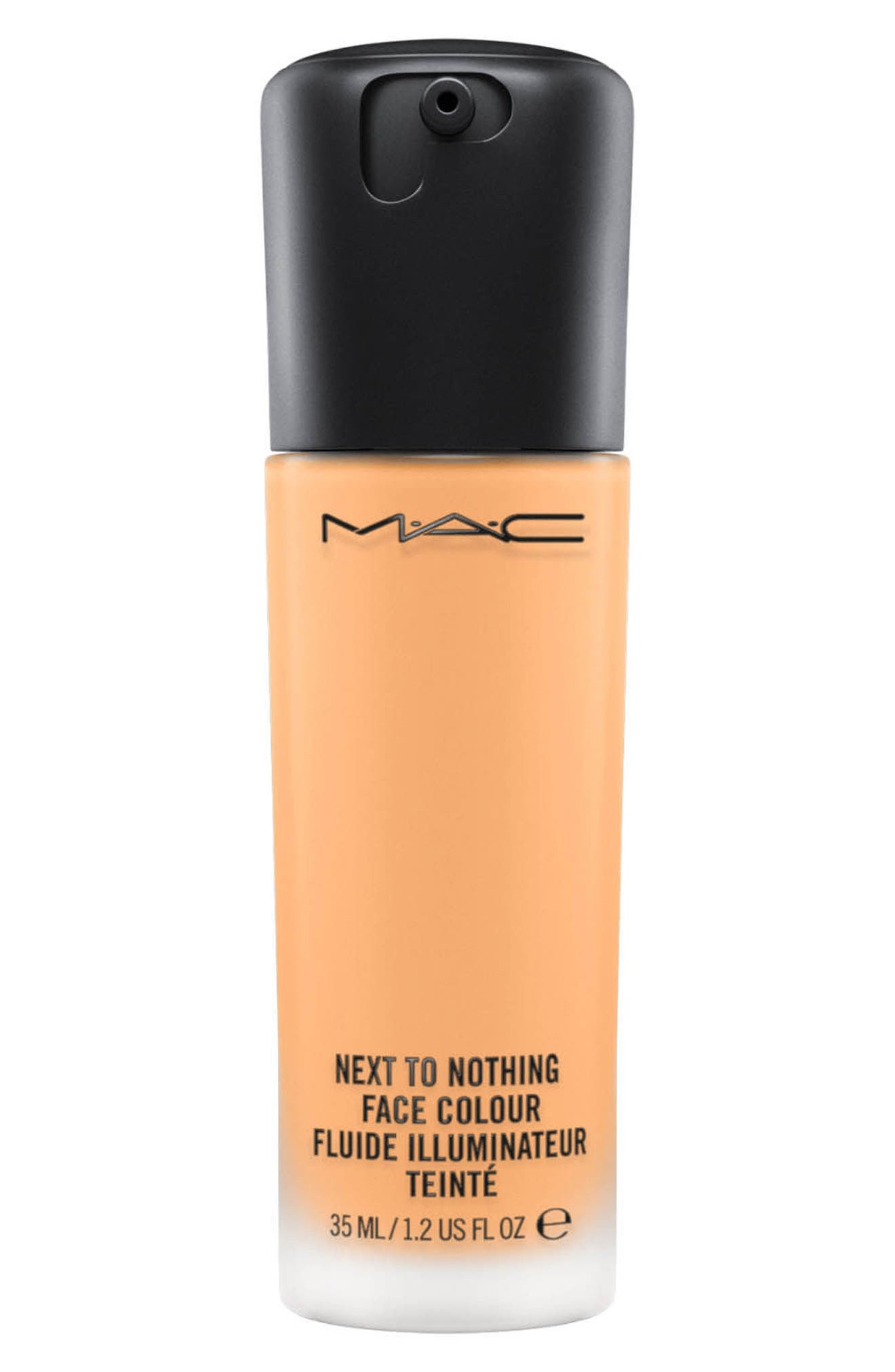 MAC Next to Nothing Face Colour,                         Main,                         color, MEDIUM DARK