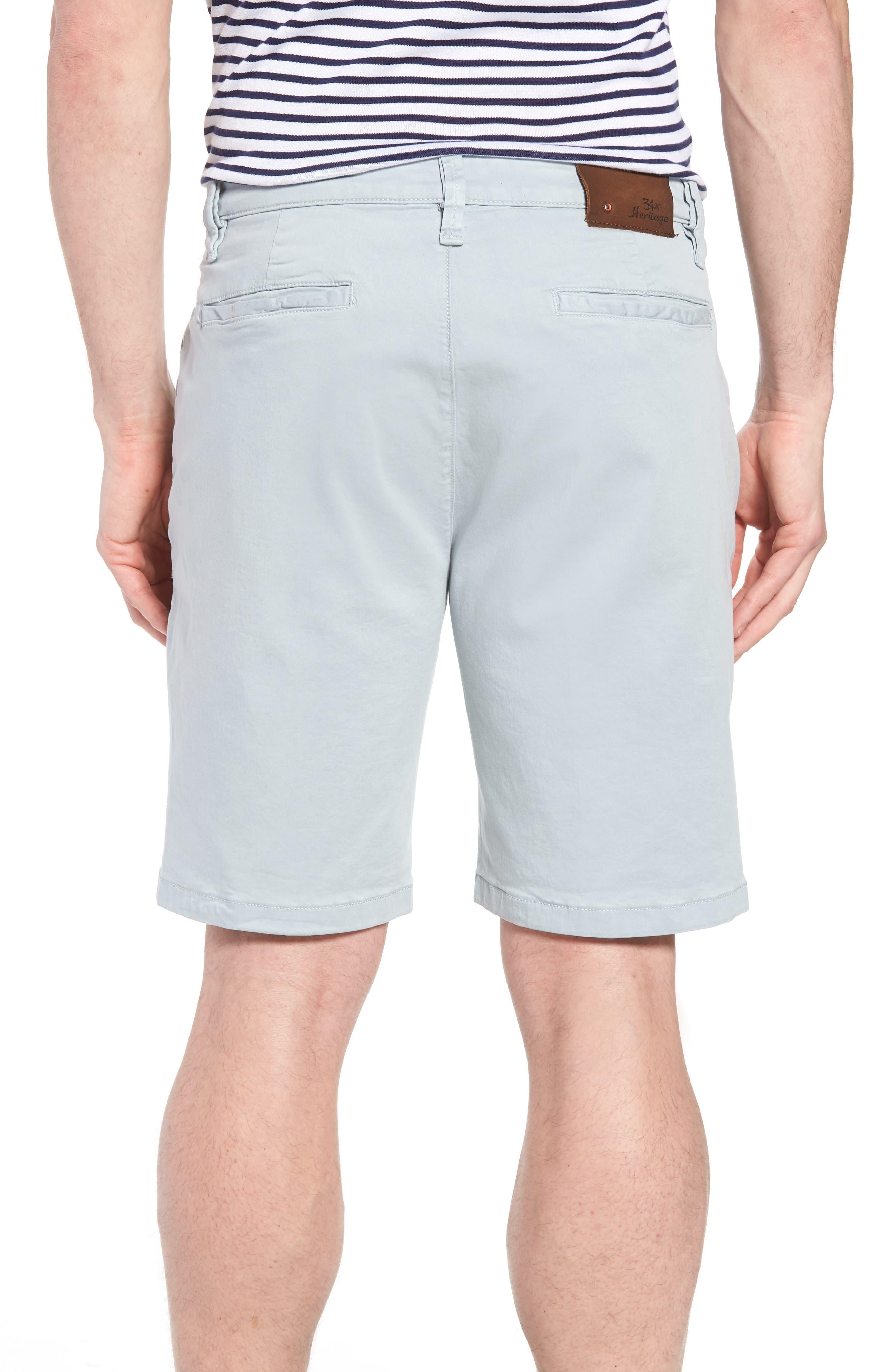 Nevada Twill Shorts,                             Alternate thumbnail 2, color,                             ICE TWILL