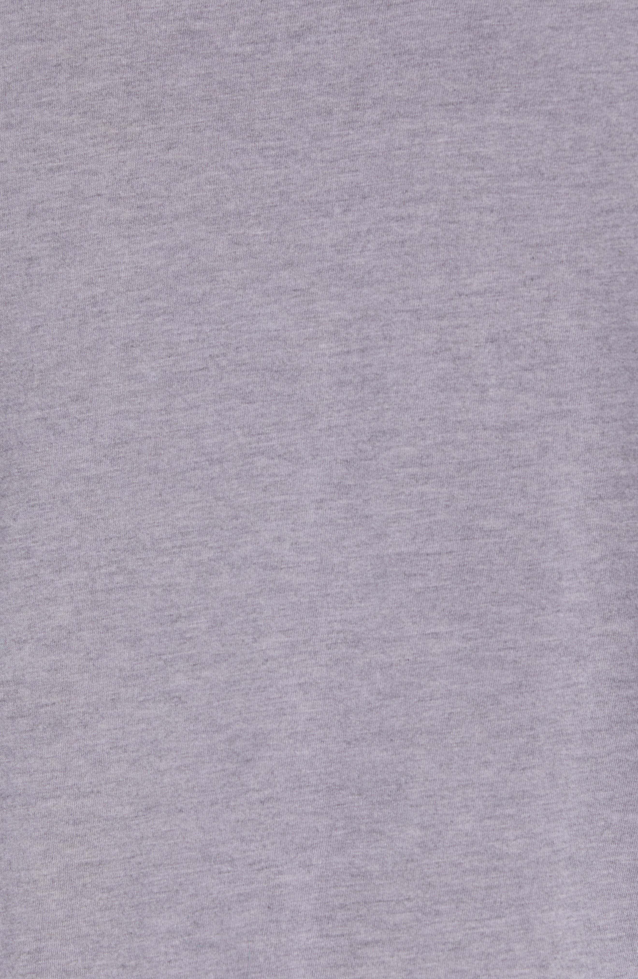 Kojak Pocket T-Shirt,                             Alternate thumbnail 5, color,                             PURPLE ASH